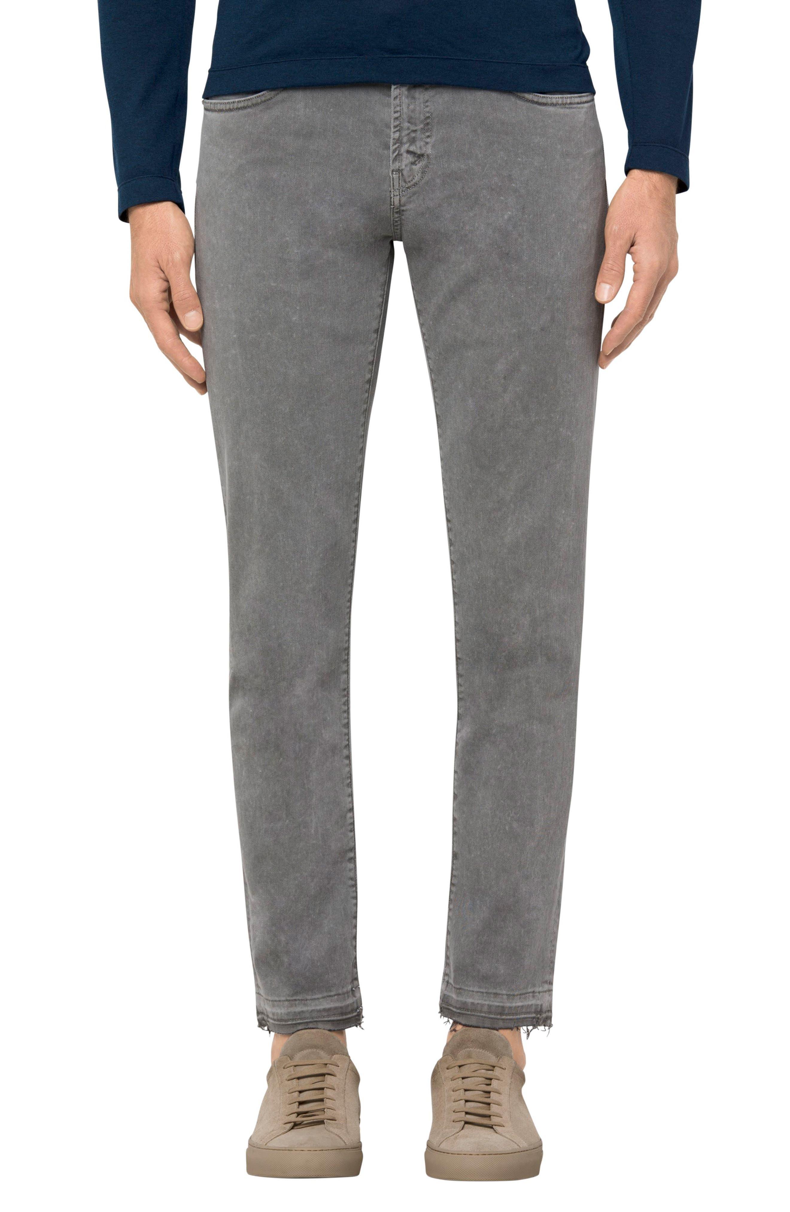 Tyler Slim Fit Jeans,                         Main,                         color, 050