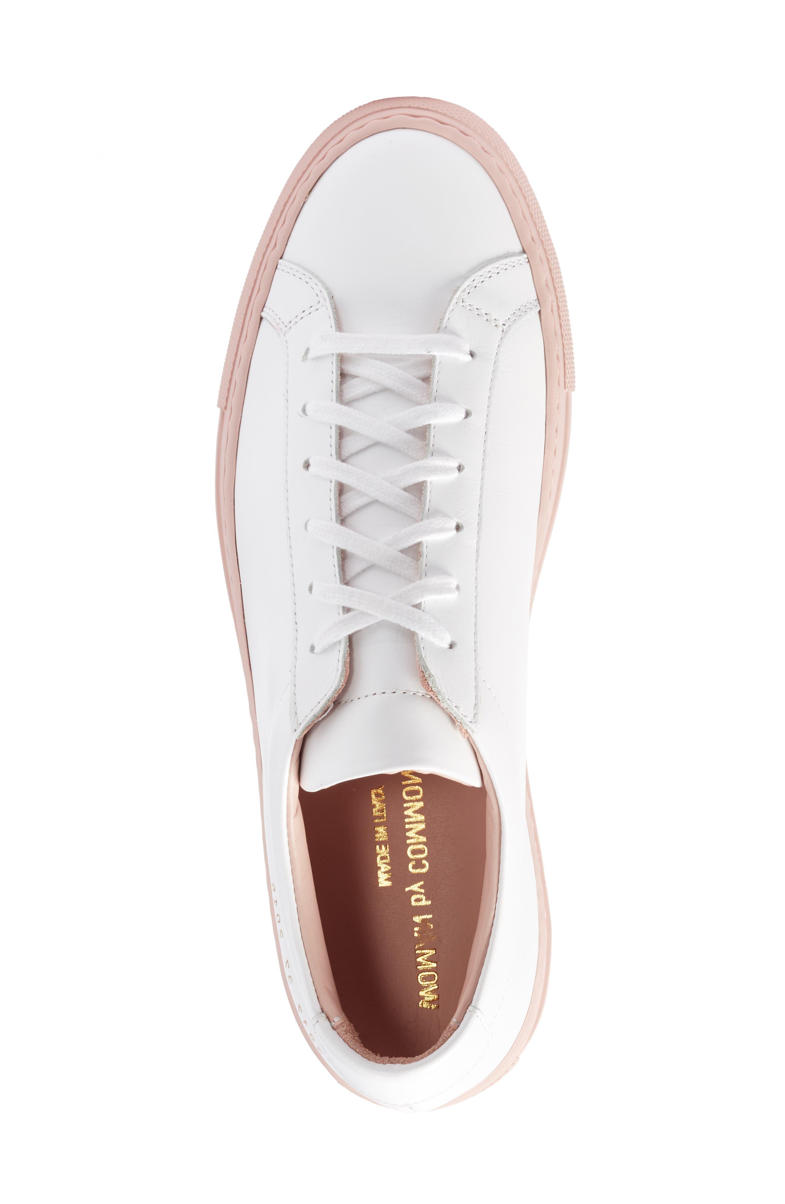 Achilles Sneaker,                             Alternate thumbnail 5, color,                             101