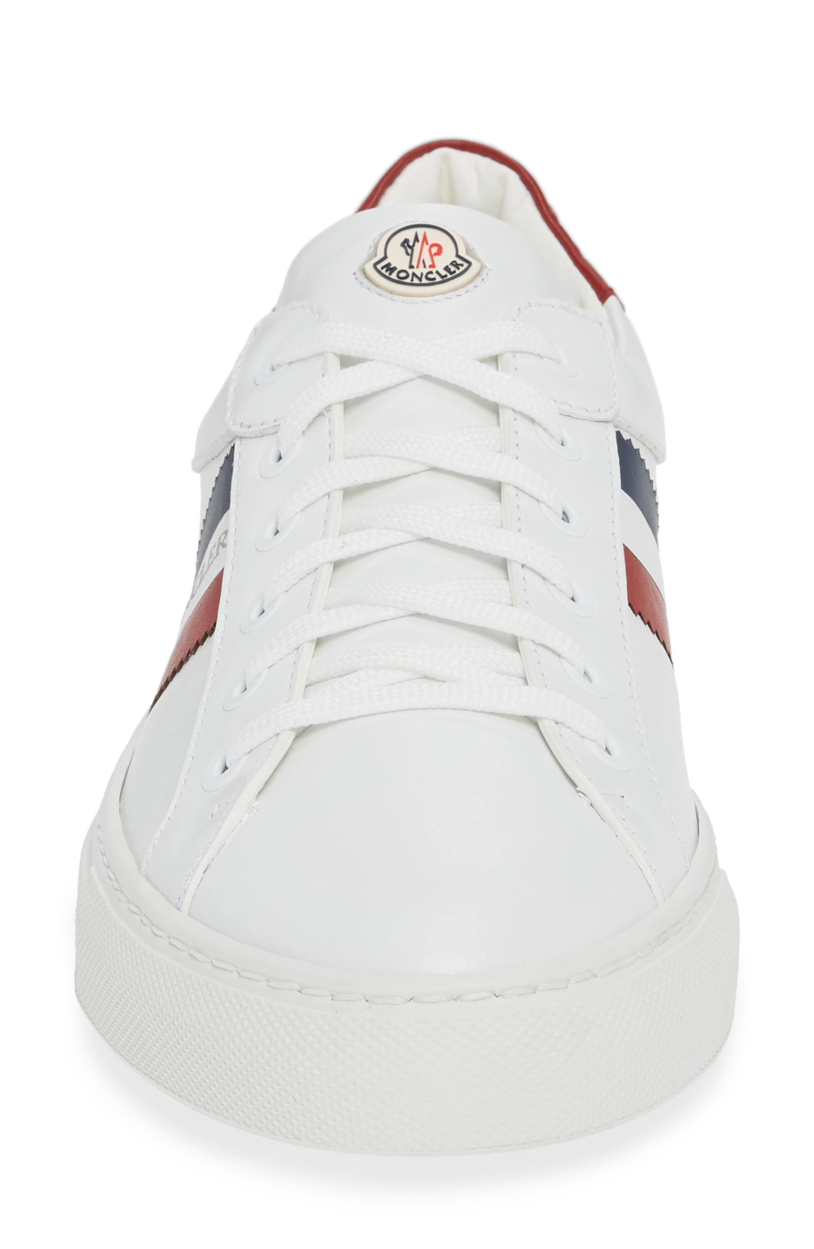New Leni Scarpa Sneaker,                             Alternate thumbnail 4, color,                             WHITE