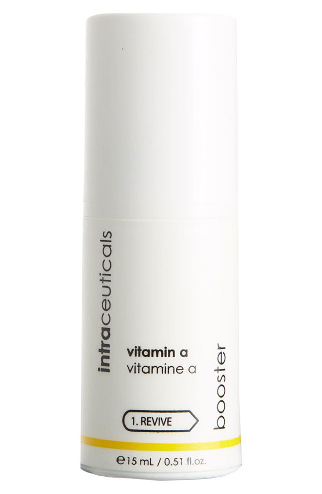'Booster' Vitamin A Serum,                             Main thumbnail 1, color,                             000