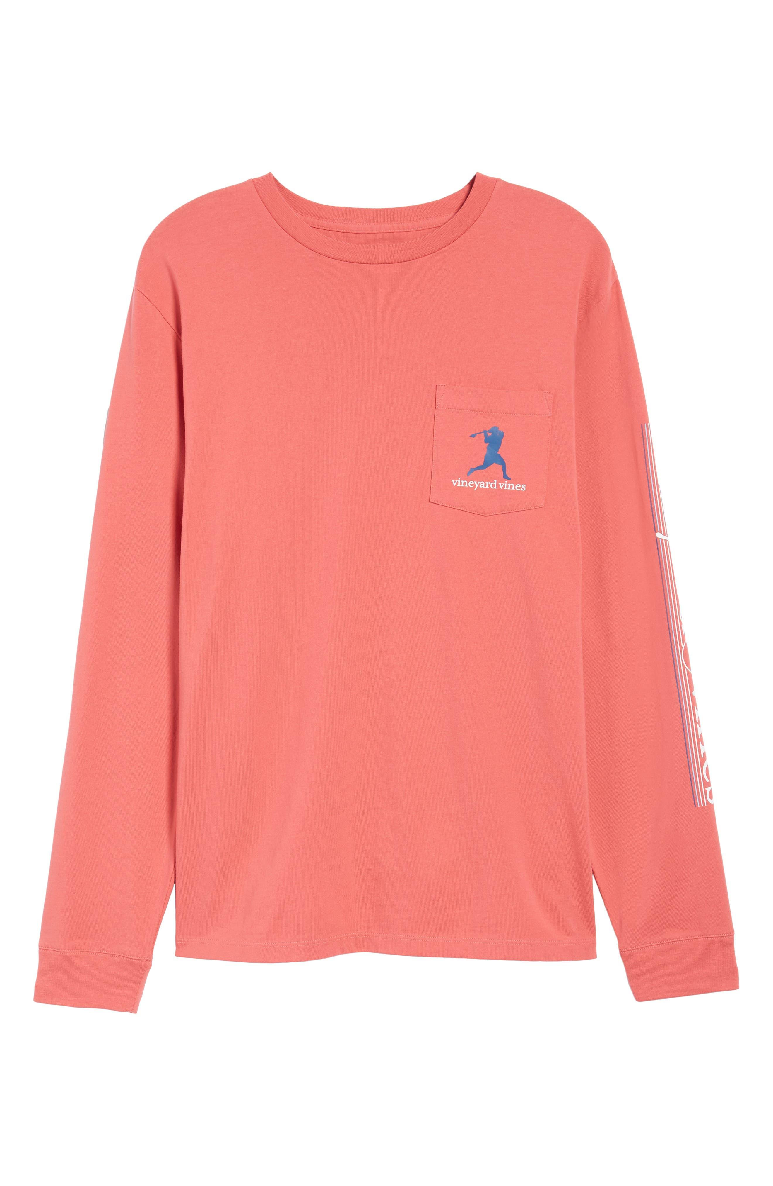 Wind Up Shot Pocket T-Shirt,                             Alternate thumbnail 6, color,