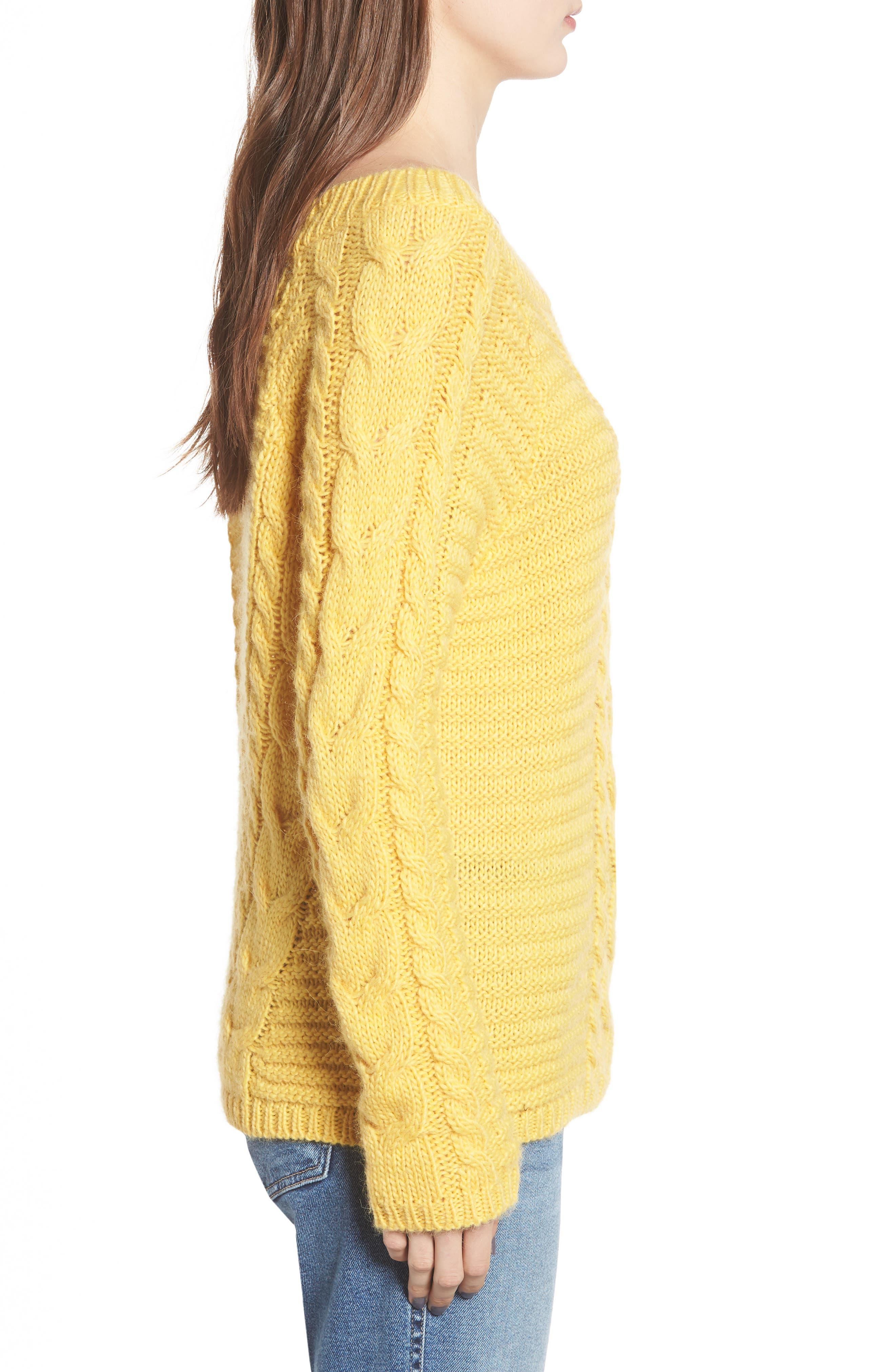REBECCA MINKOFF,                             Juna Sweater,                             Alternate thumbnail 3, color,                             700