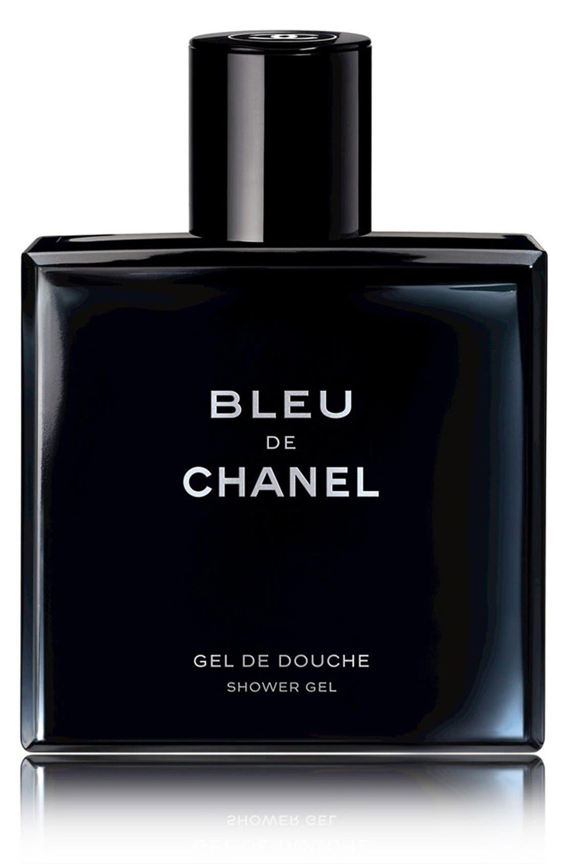 CHANEL BLEU DE CHANEL<br />Shower Gel, Main, color, 000