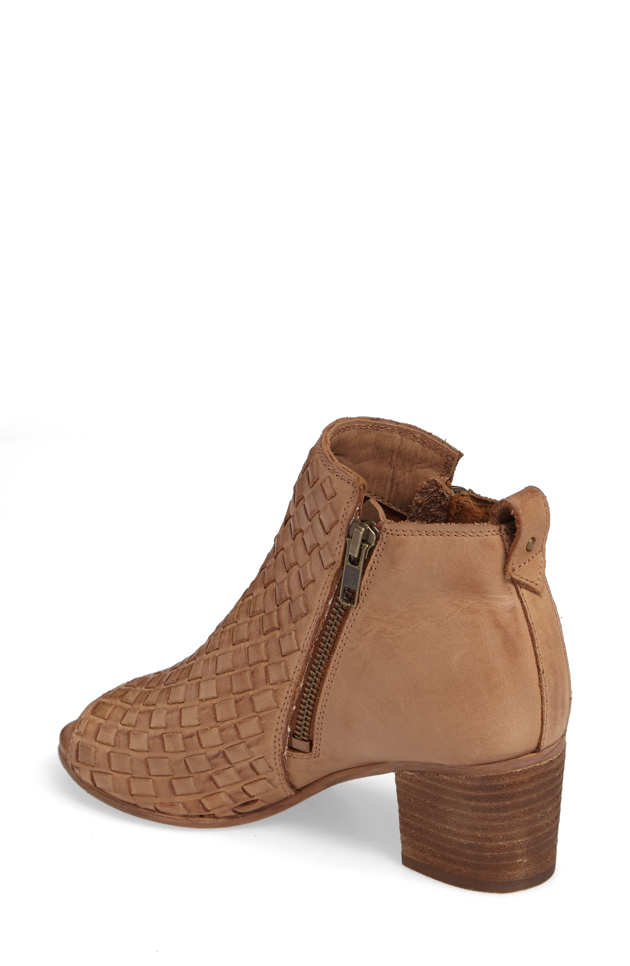 Cacey Open Toe Bootie,                             Alternate thumbnail 2, color,                             200