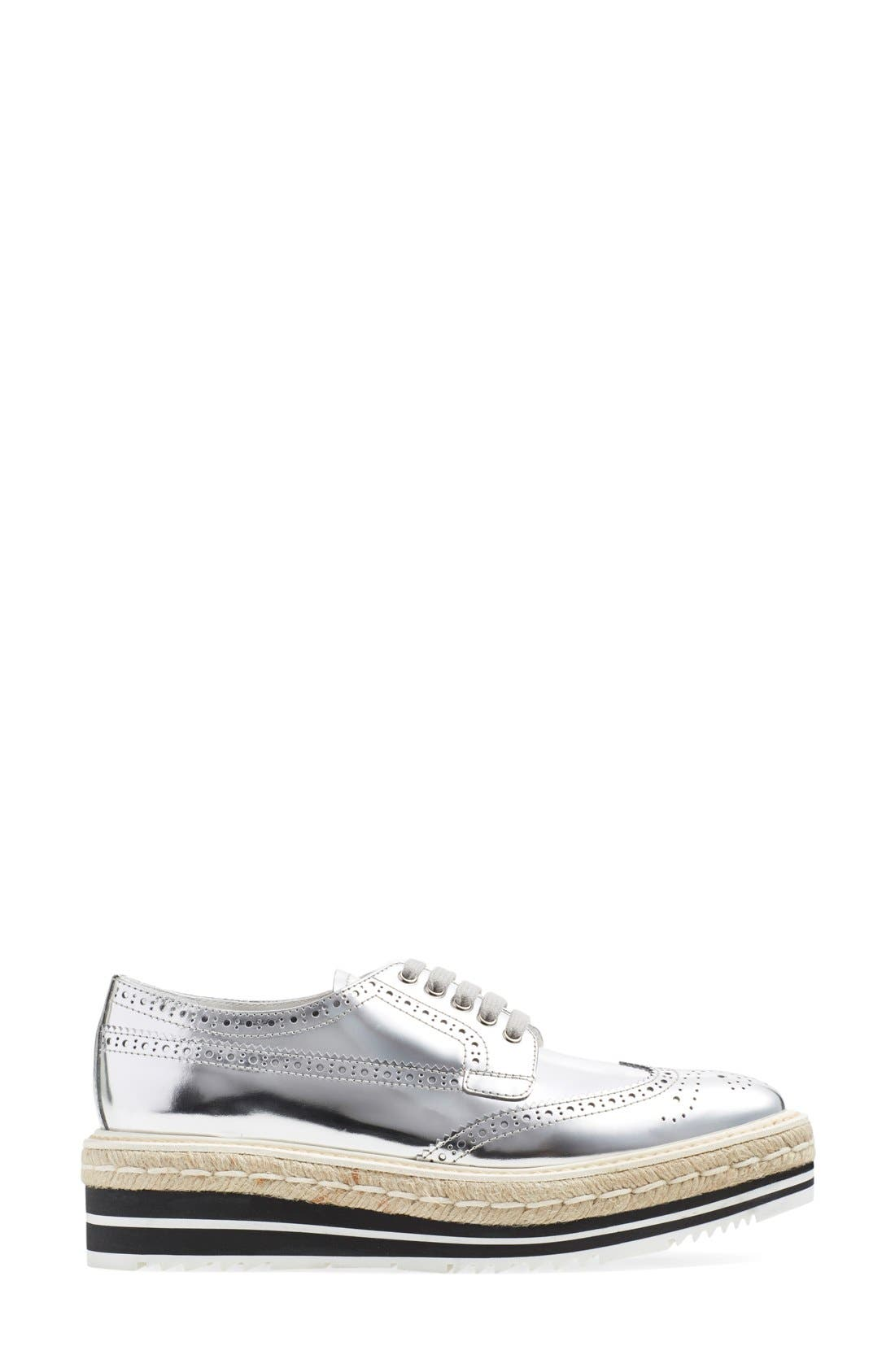 Microsole Espadrille Oxford,                             Alternate thumbnail 17, color,
