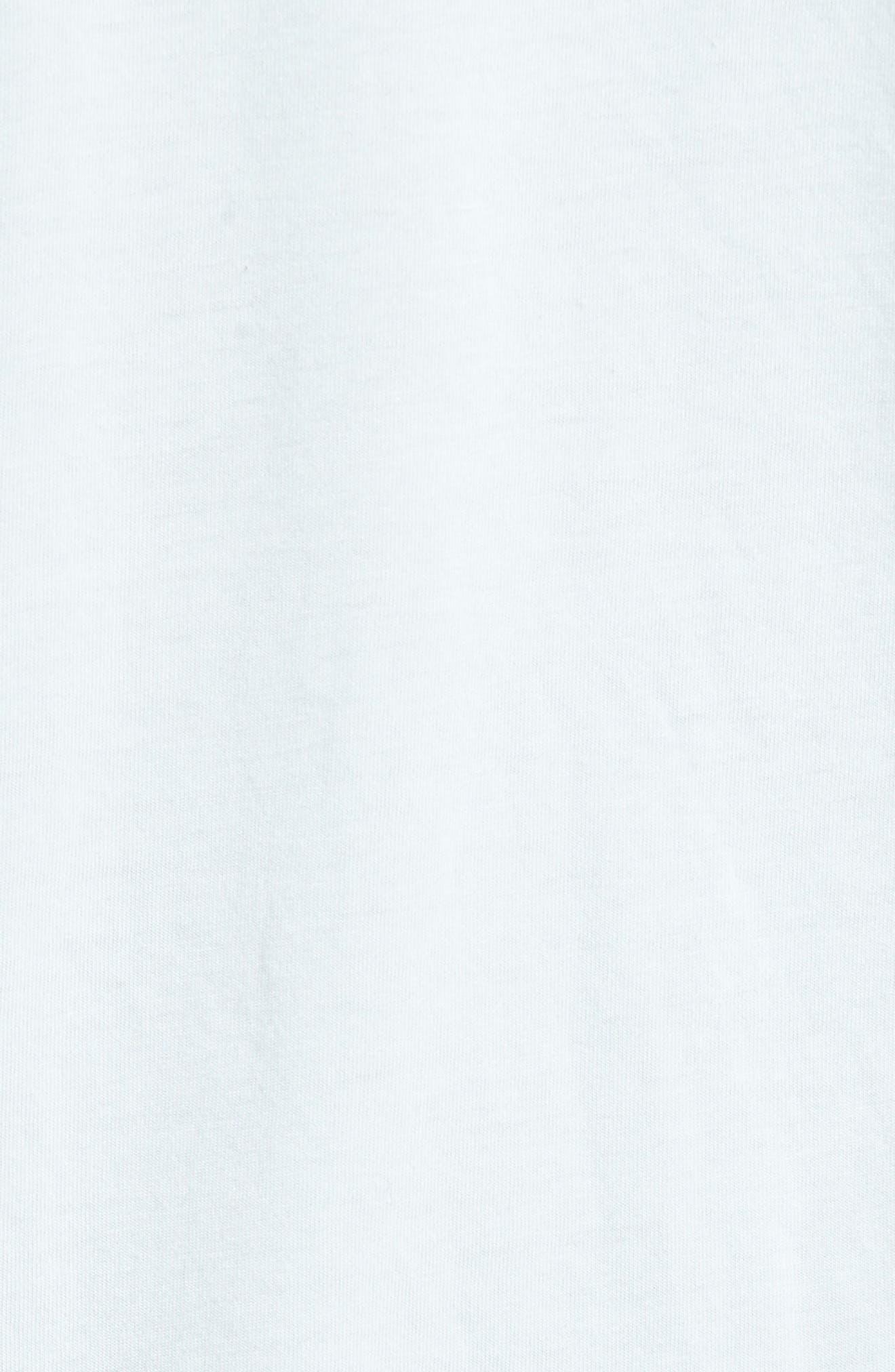 Essential V-Neck T-Shirt,                             Alternate thumbnail 49, color,