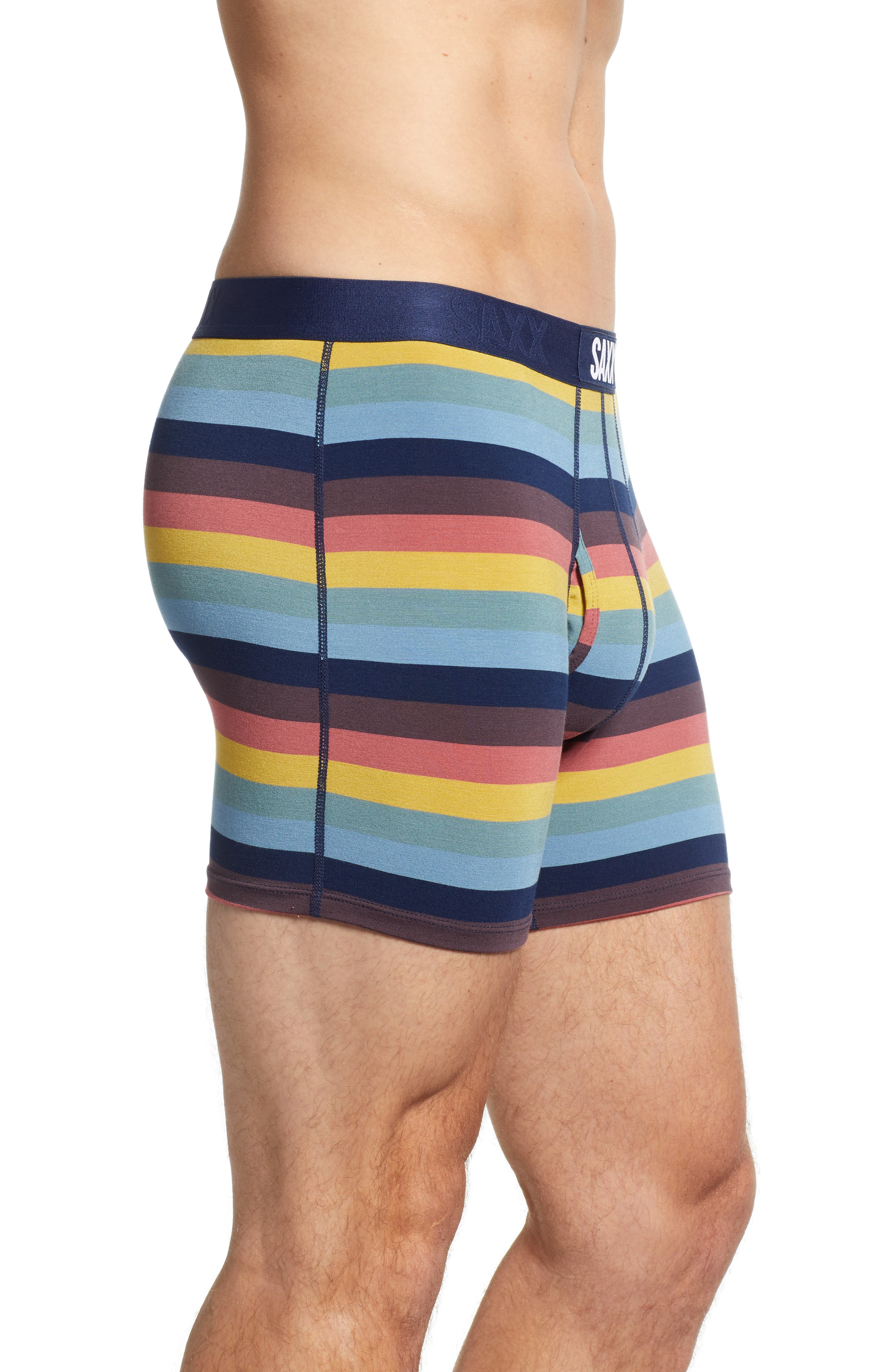 Ultra Stretch Boxer Briefs,                             Alternate thumbnail 3, color,                             020