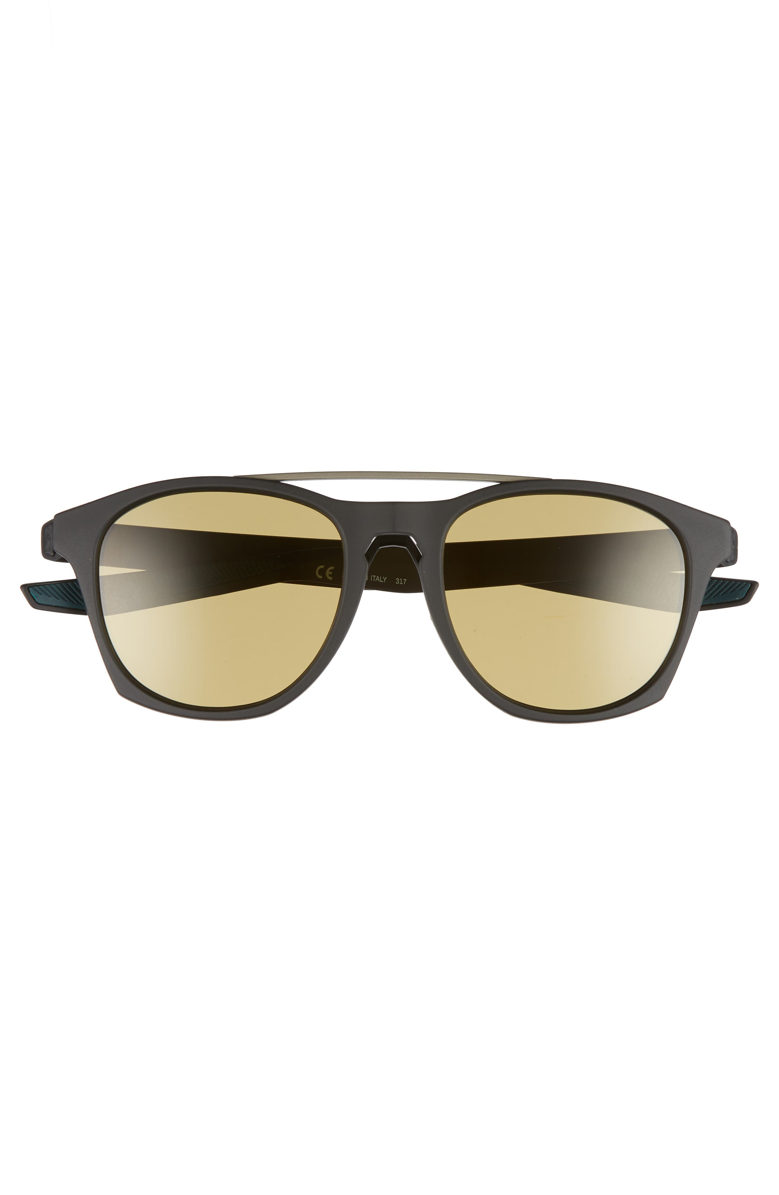Current 51mm Sunglasses,                             Alternate thumbnail 2, color,                             MATTE BLACK/ PEWTER/ AMBER