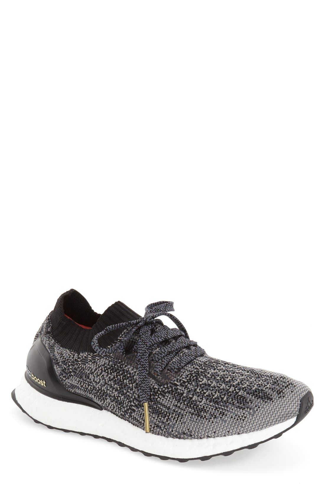 'UltraBoost Uncaged' Running Shoe,                             Main thumbnail 3, color,
