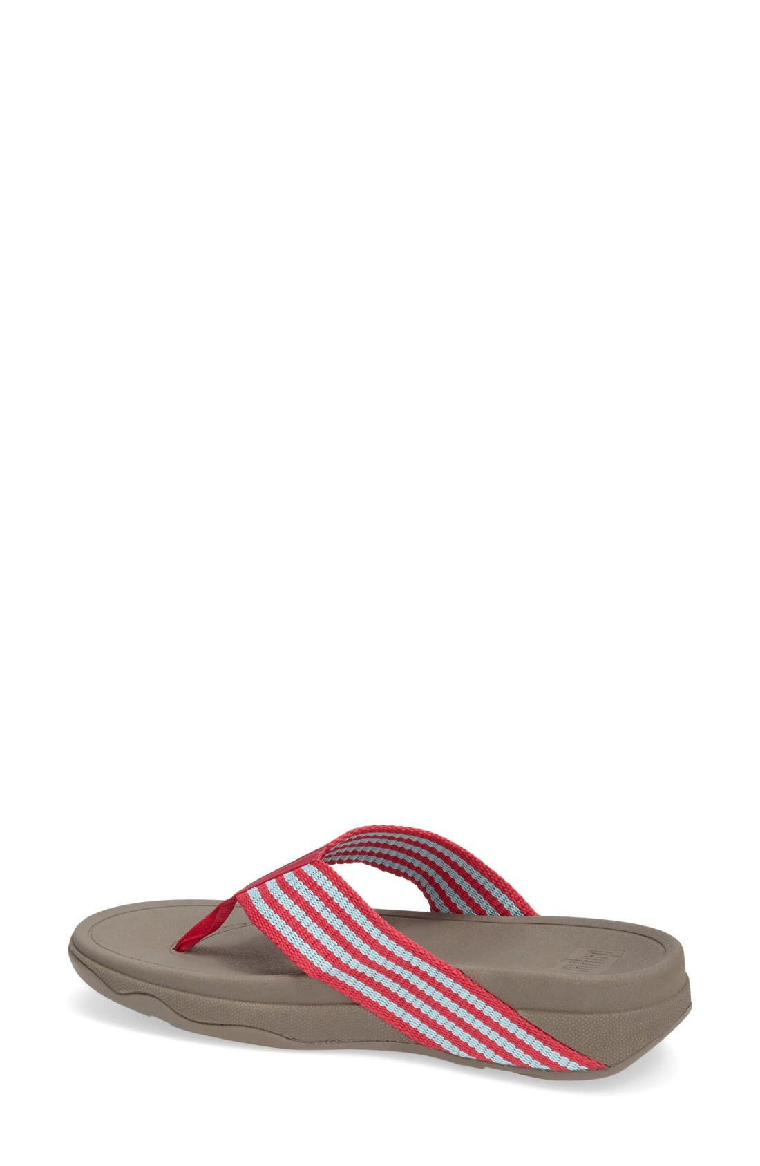 'Surfa' Thong Sandal,                             Alternate thumbnail 17, color,