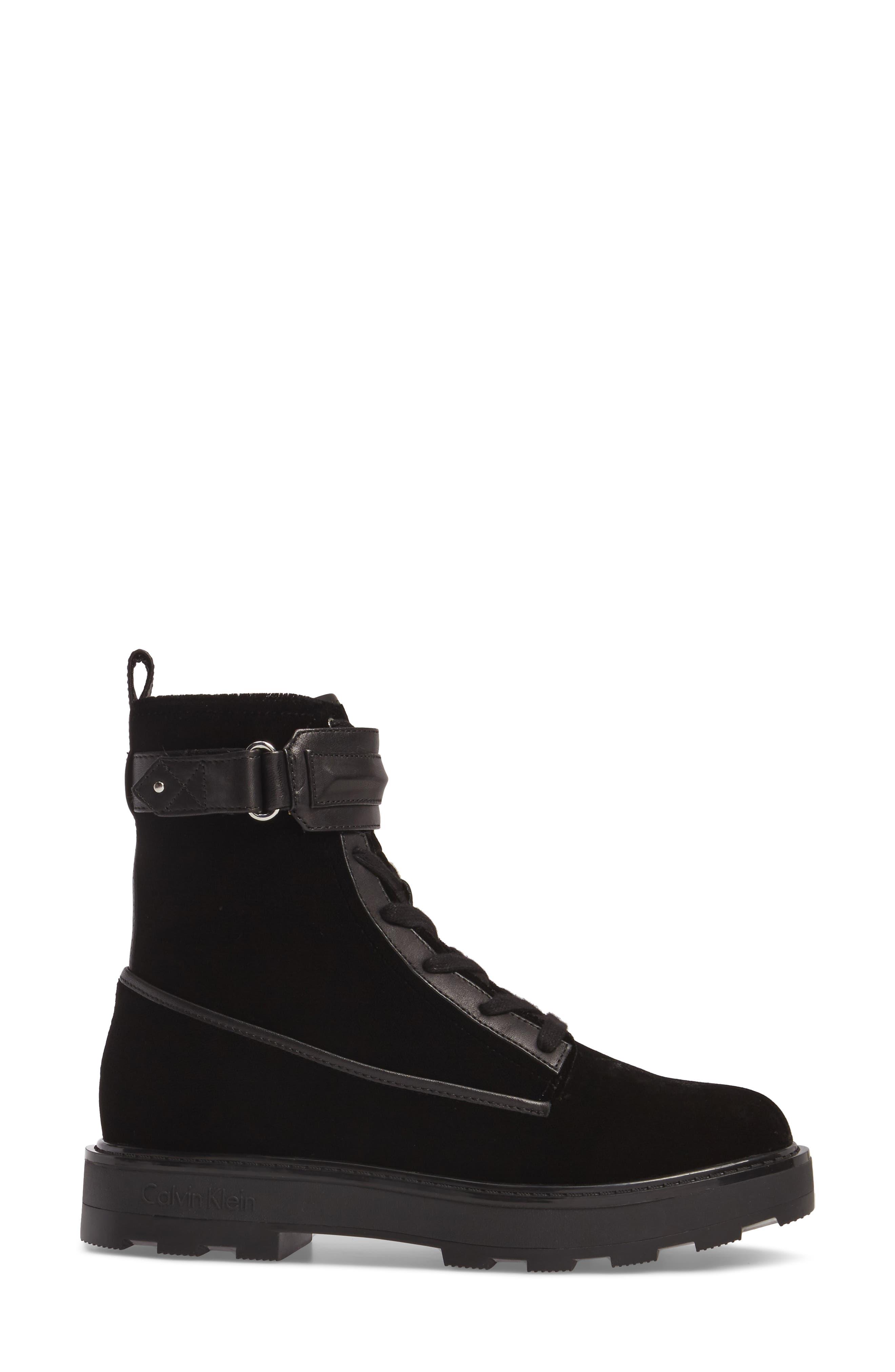 Vanora Boot,                             Alternate thumbnail 3, color,                             001