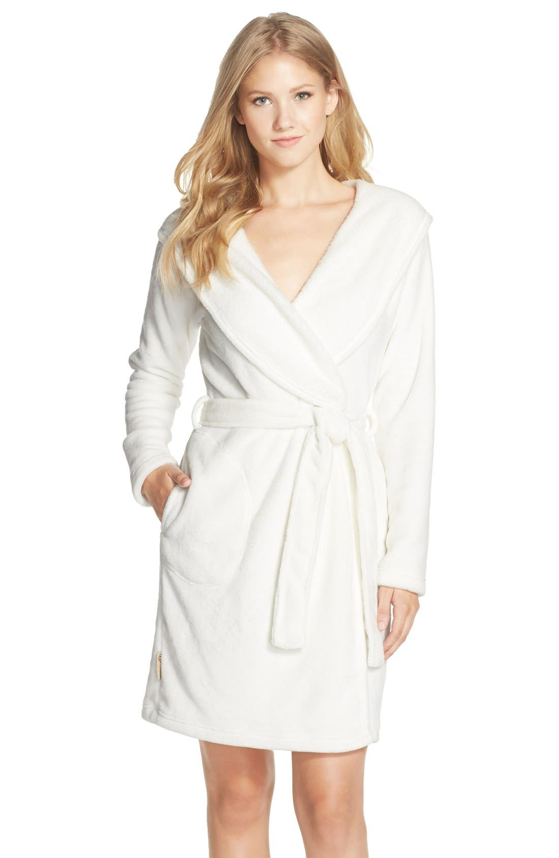 Miranda Robe,                         Main,                         color, SEAGULL