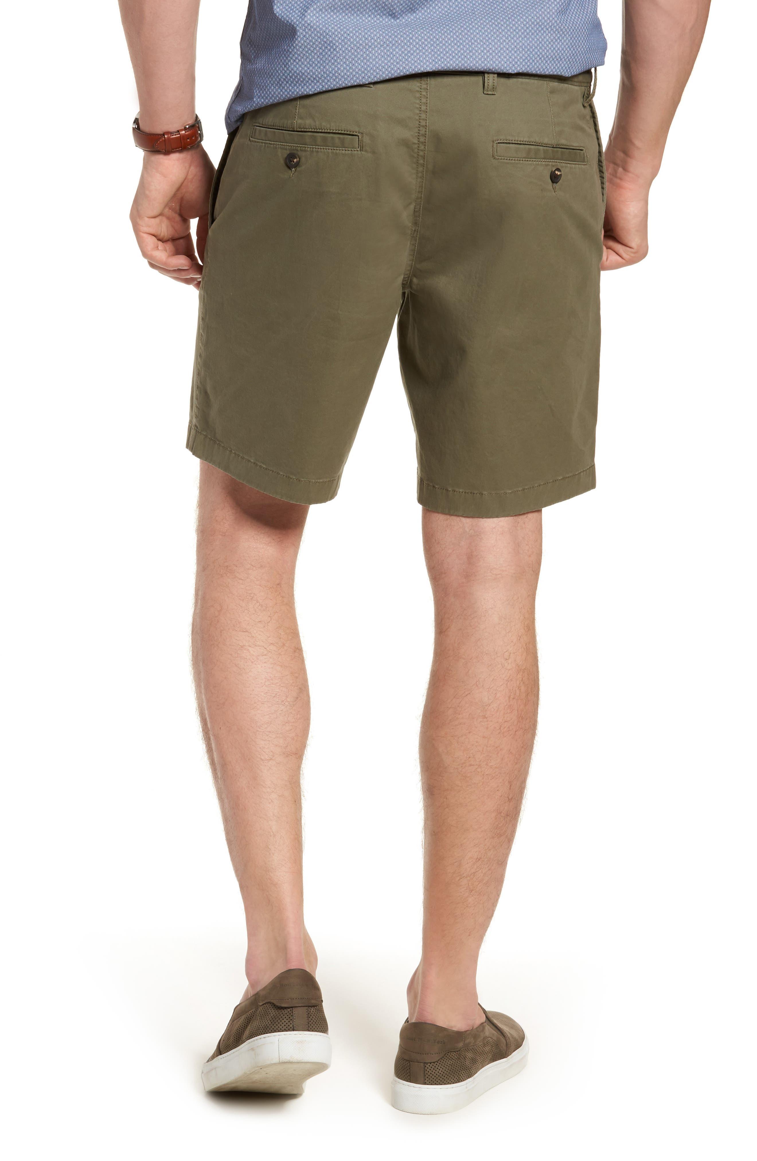 Ballard Slim Fit Stretch Chino 9-Inch Shorts,                             Alternate thumbnail 17, color,