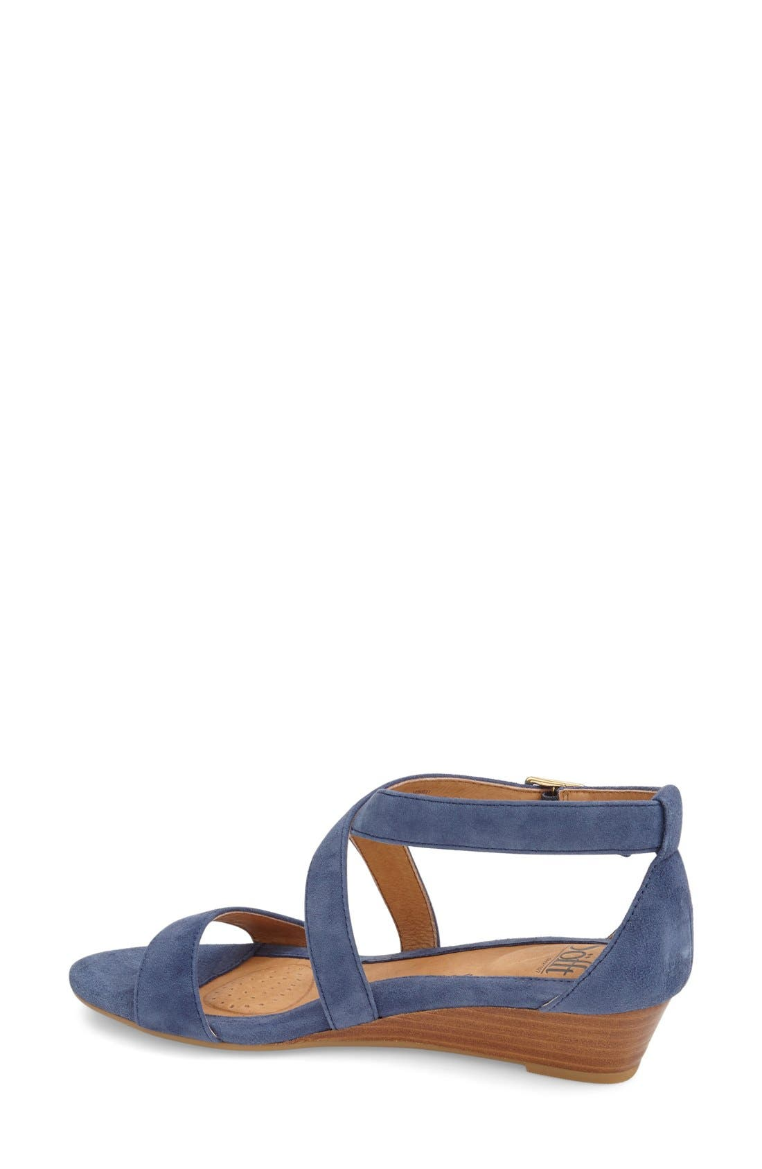 'Innis' Low Wedge Sandal,                             Alternate thumbnail 22, color,