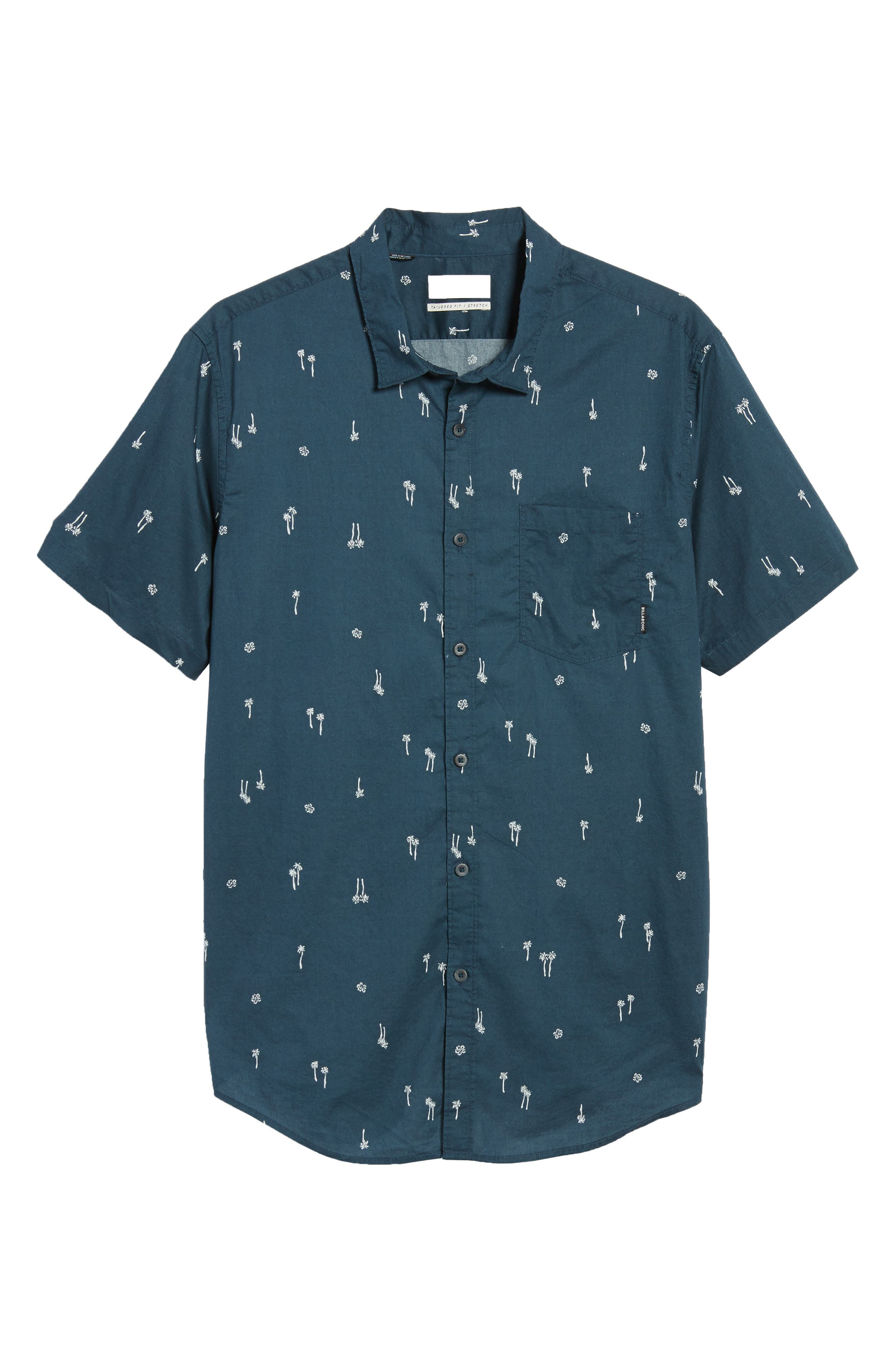 Sundays Mini Short Sleeve Shirt,                             Alternate thumbnail 18, color,
