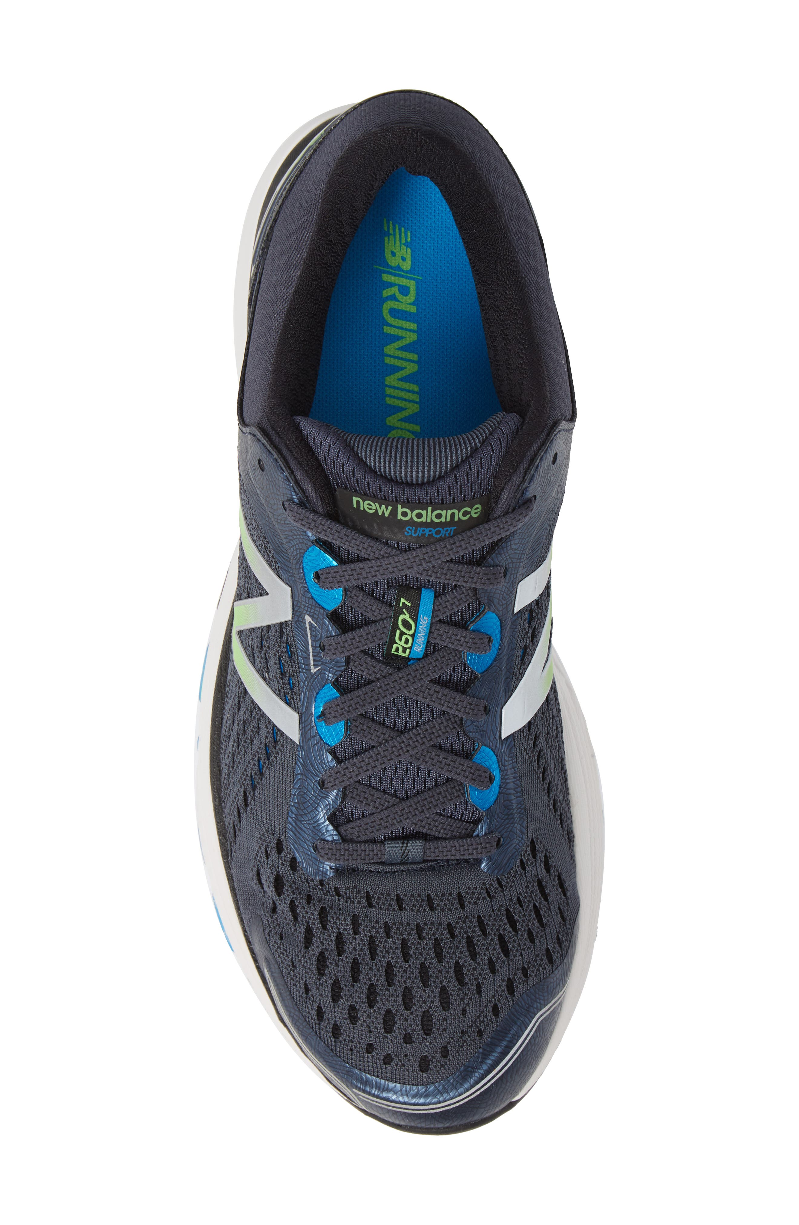 1260v7 Running Shoe,                             Alternate thumbnail 5, color,                             THUNDER