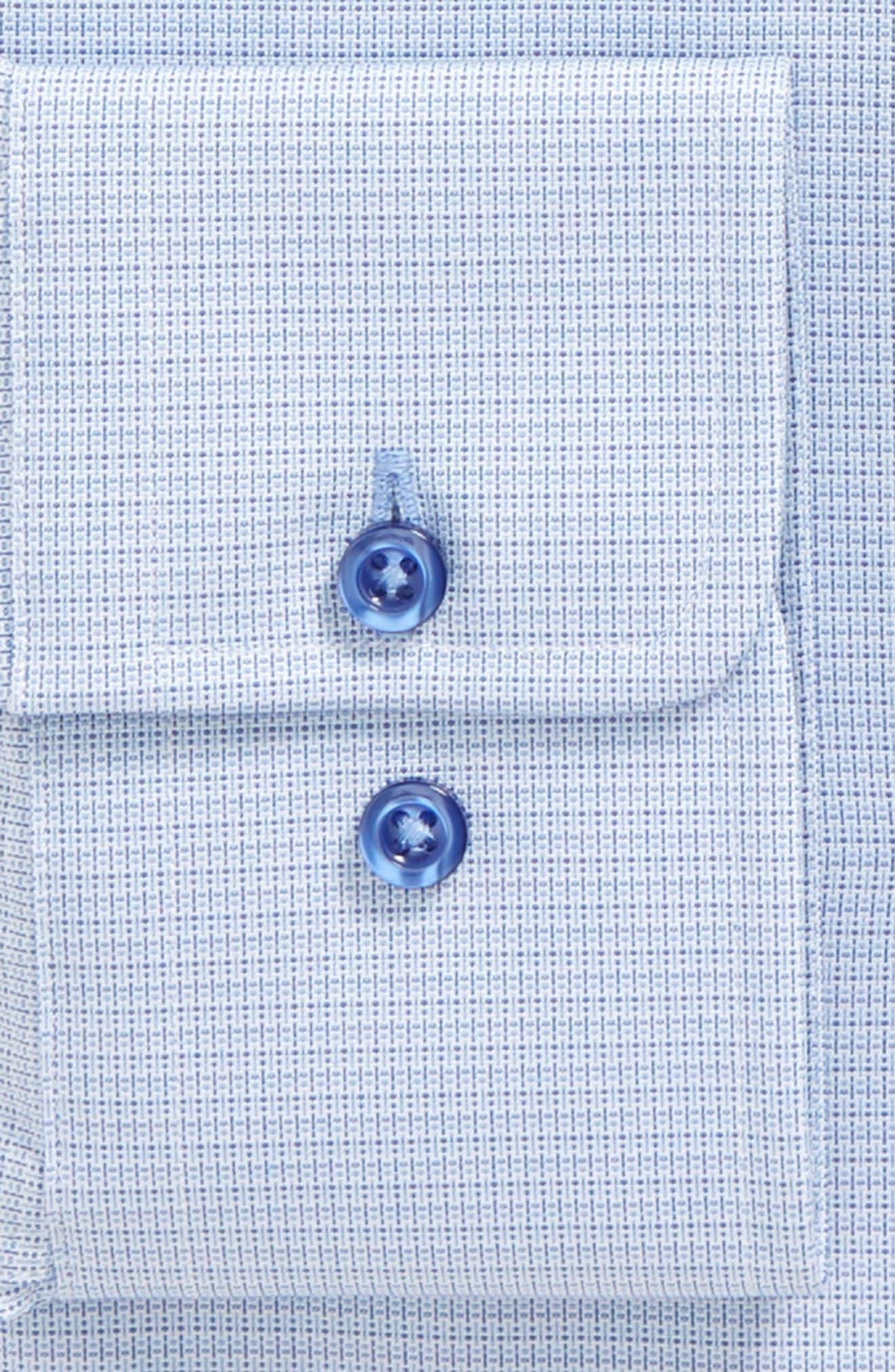 Print Slim Fit Dress Shirt,                             Alternate thumbnail 2, color,                             423