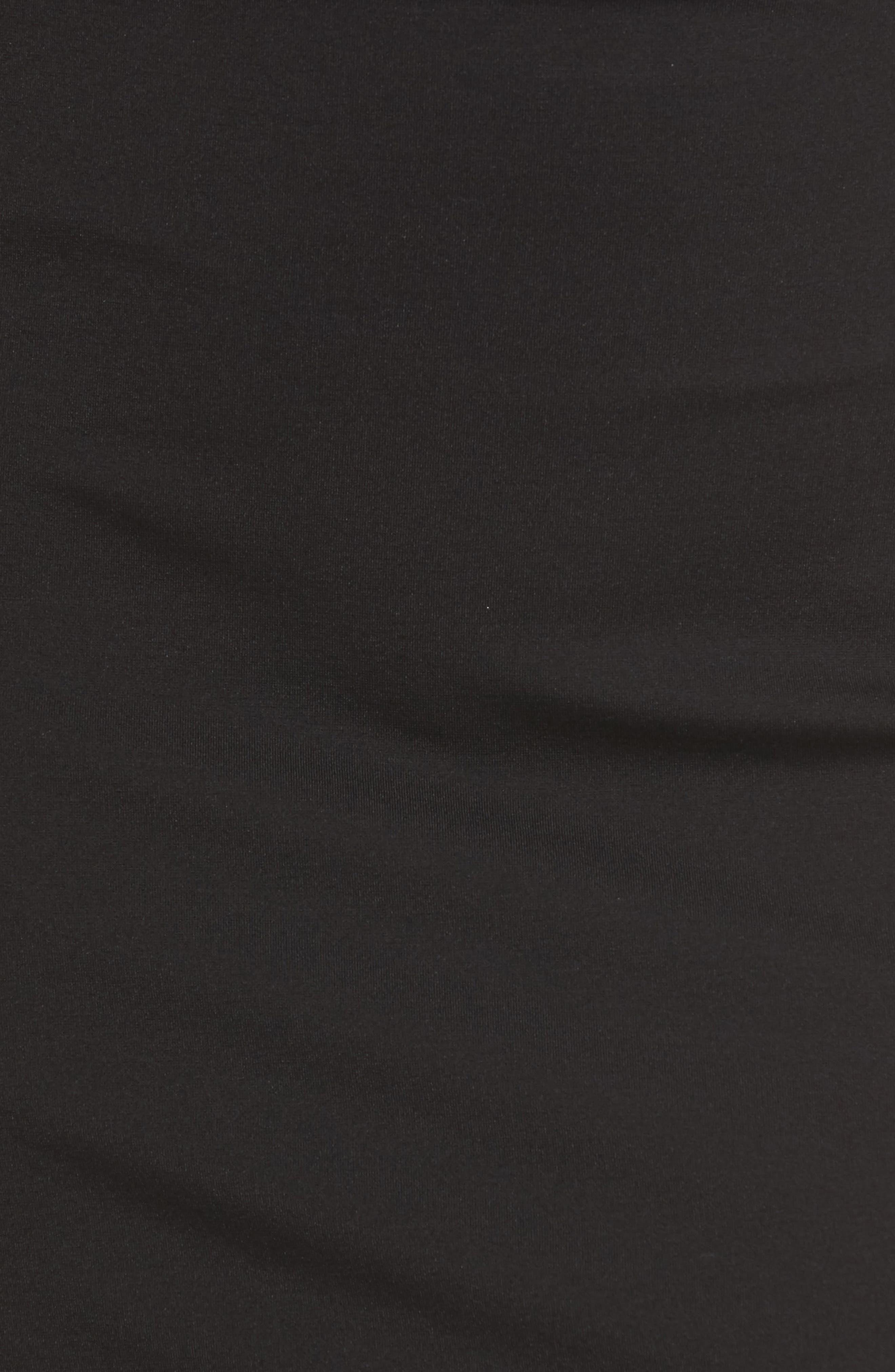 Ponte Pencil Skirt,                             Alternate thumbnail 5, color,                             002