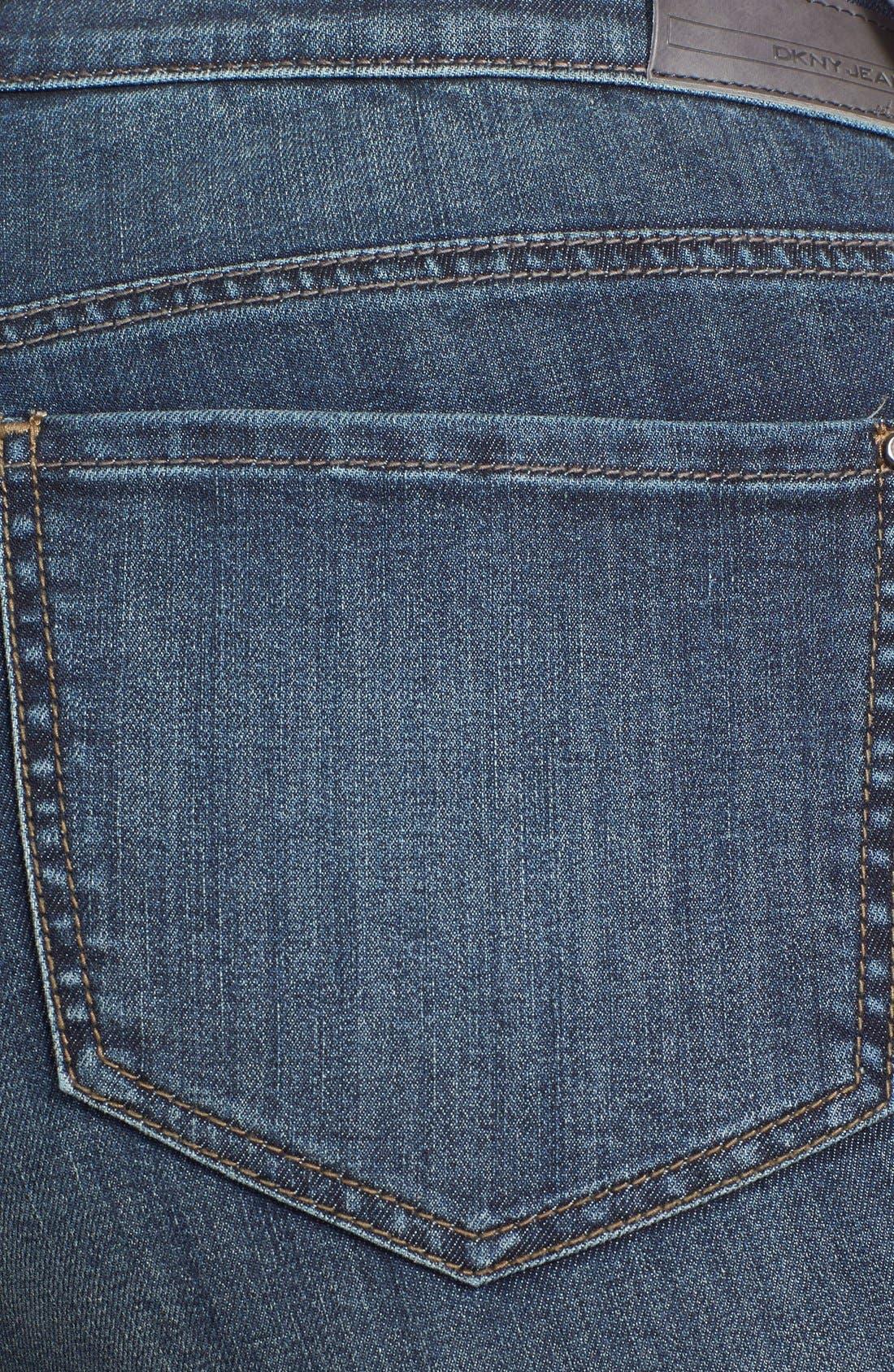 'Soho' Stretch Skinny Jeans,                             Alternate thumbnail 3, color,                             462