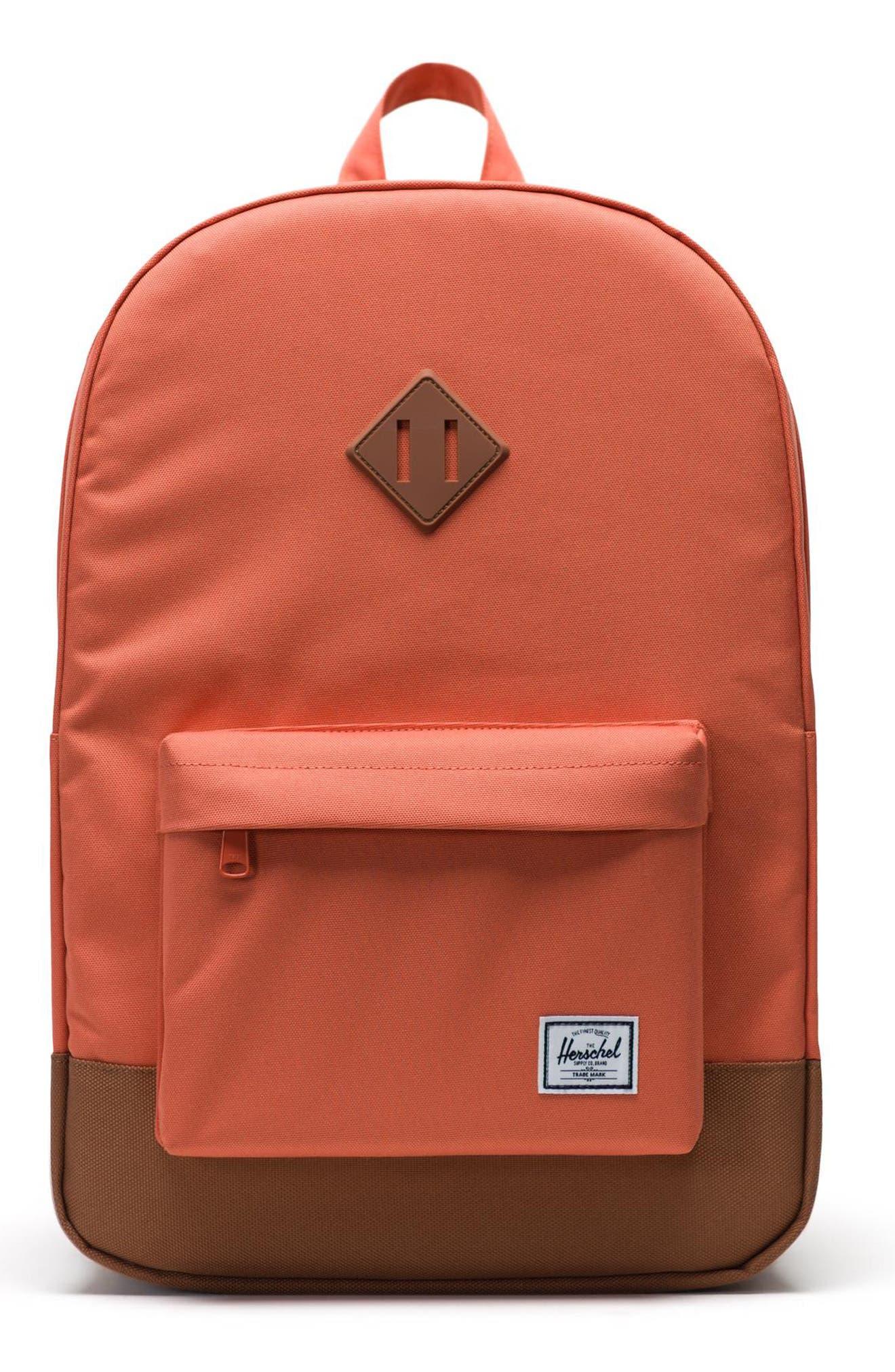 Herschel Supply Co. Heritage Backpack - Orange