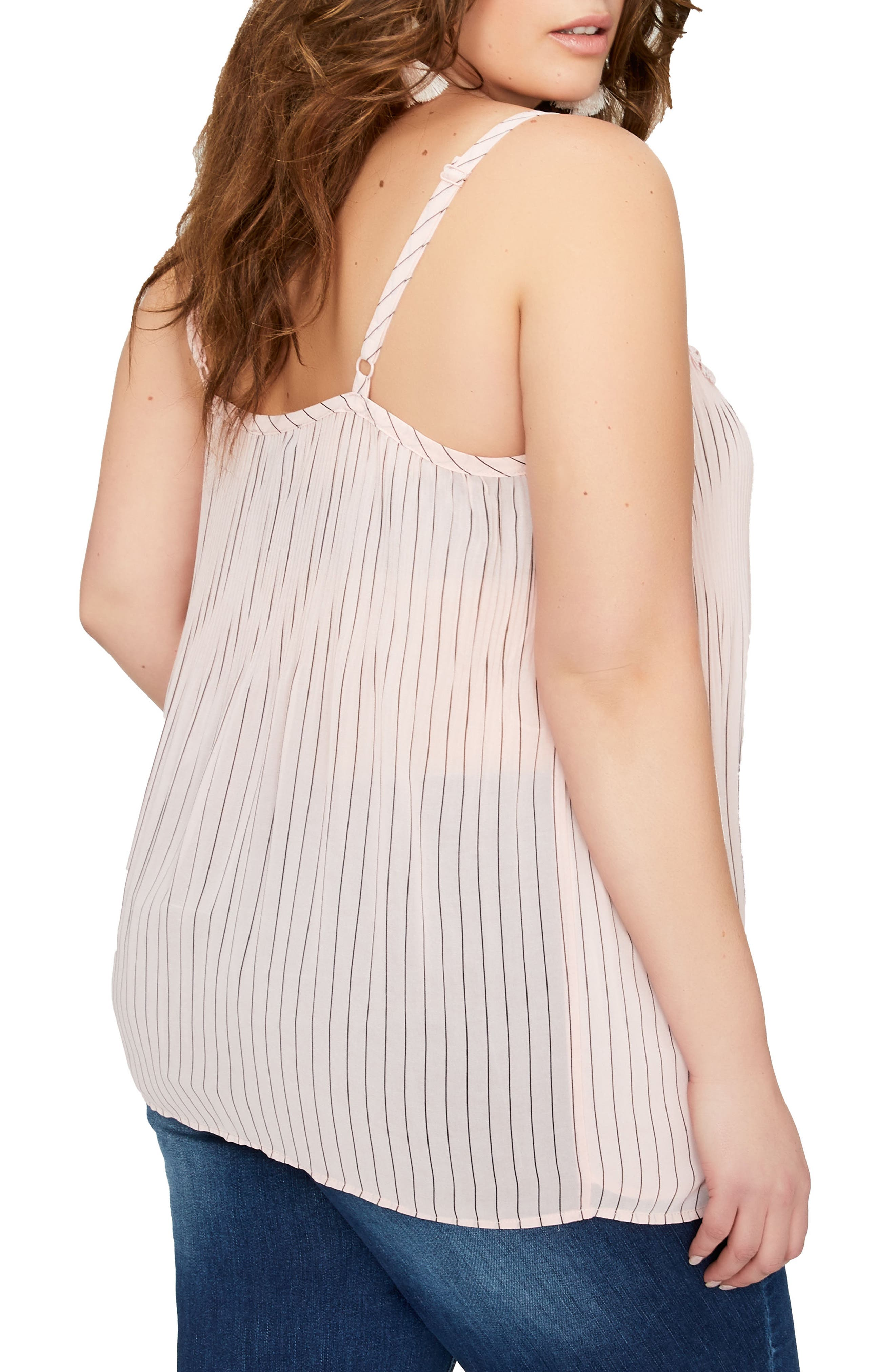 Stripe Camisole,                             Alternate thumbnail 2, color,