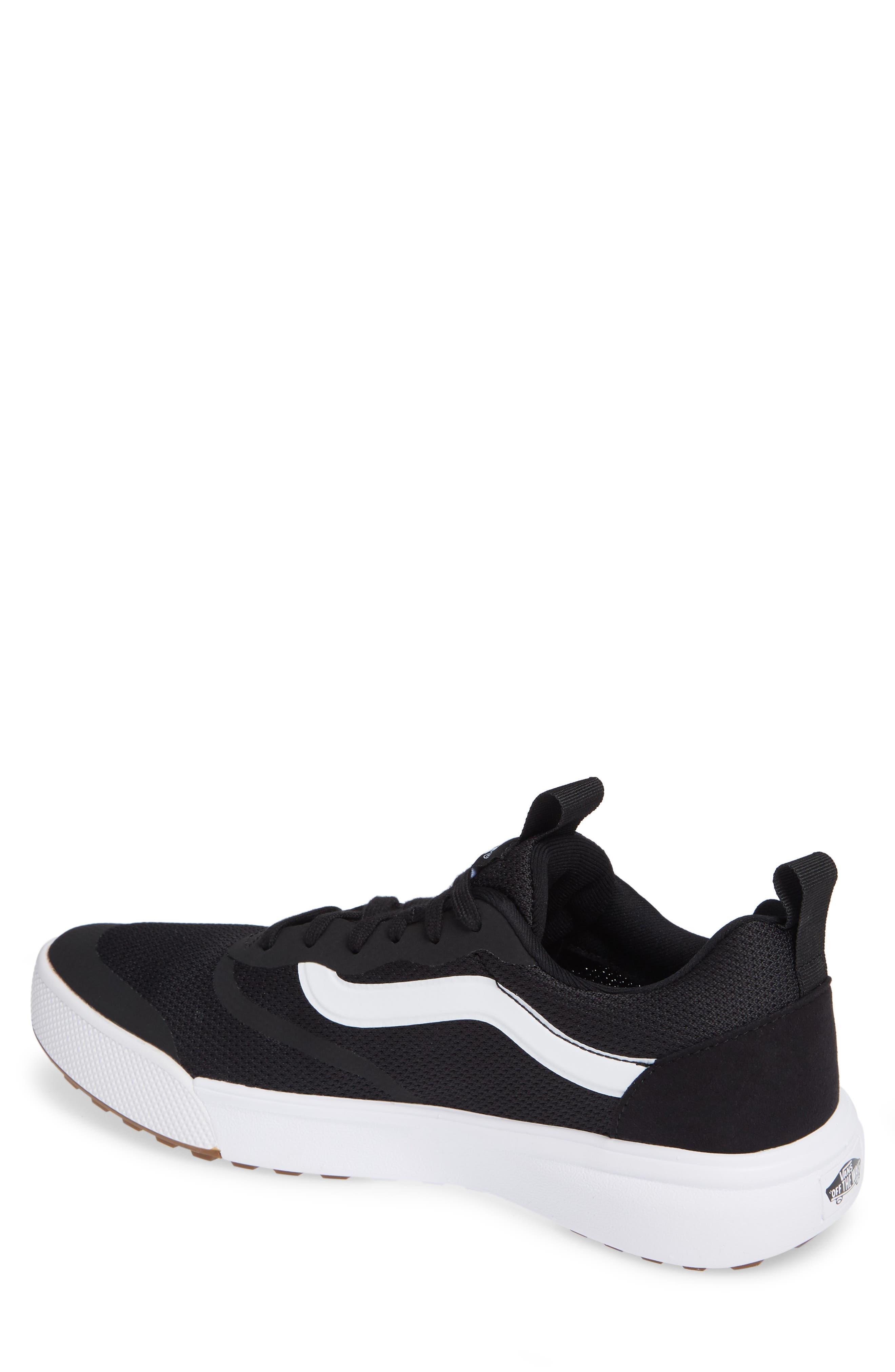 Ultrarange Rapidwield Sneaker,                             Alternate thumbnail 2, color,                             BLACK/ WHITE MESH