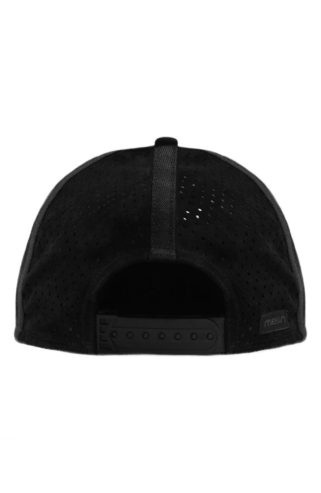 'The Nomad' Split Fit Snapback Baseball Cap,                             Alternate thumbnail 5, color,                             TAUPE