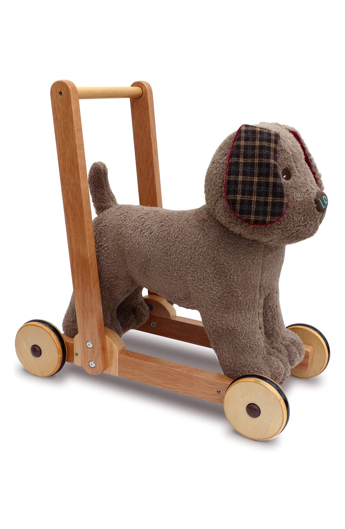 Percy Pup Push Along Dog,                         Main,                         color, 200