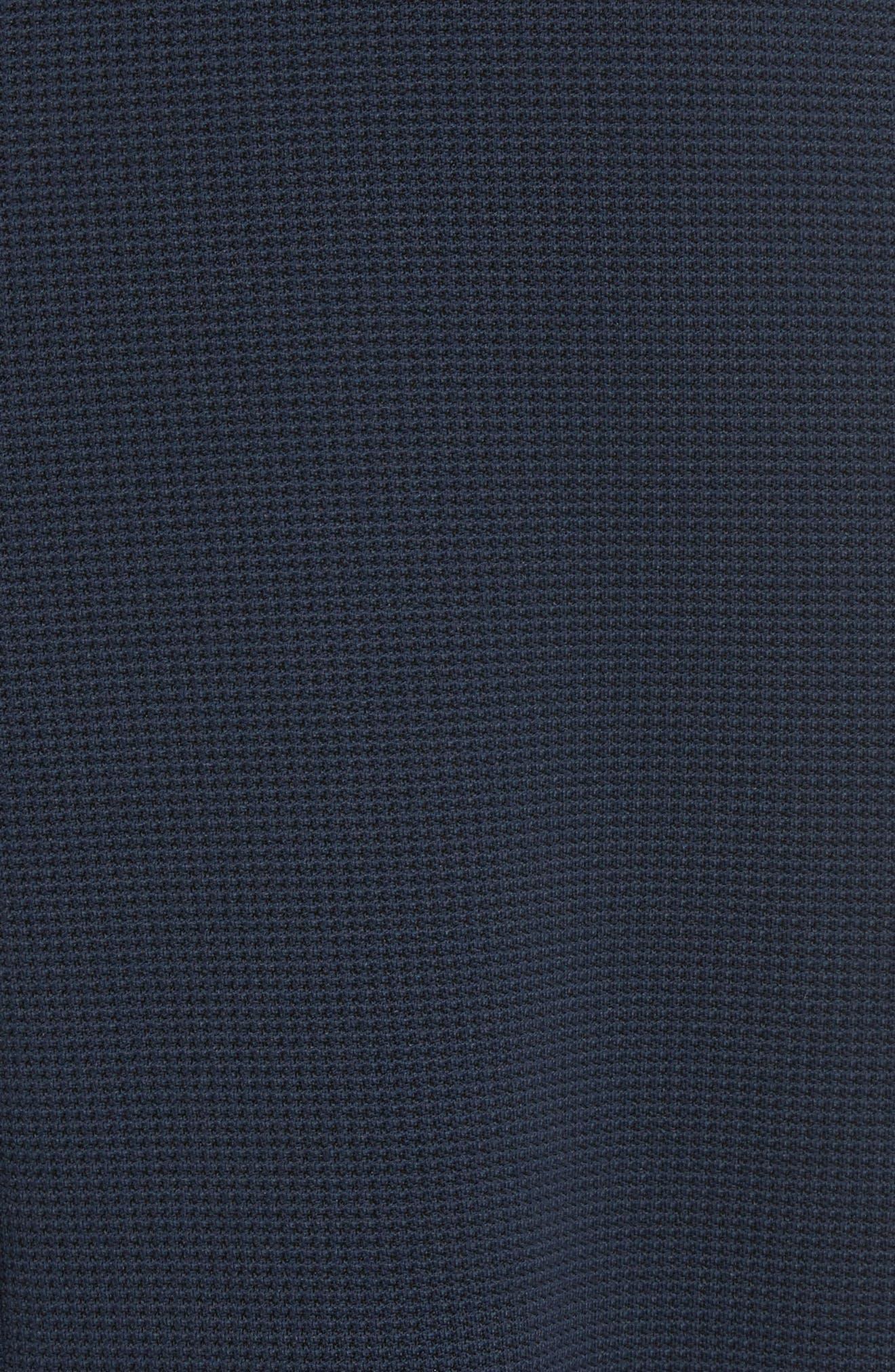 Tuscon Knit A-Line Dress,                             Alternate thumbnail 5, color,                             491