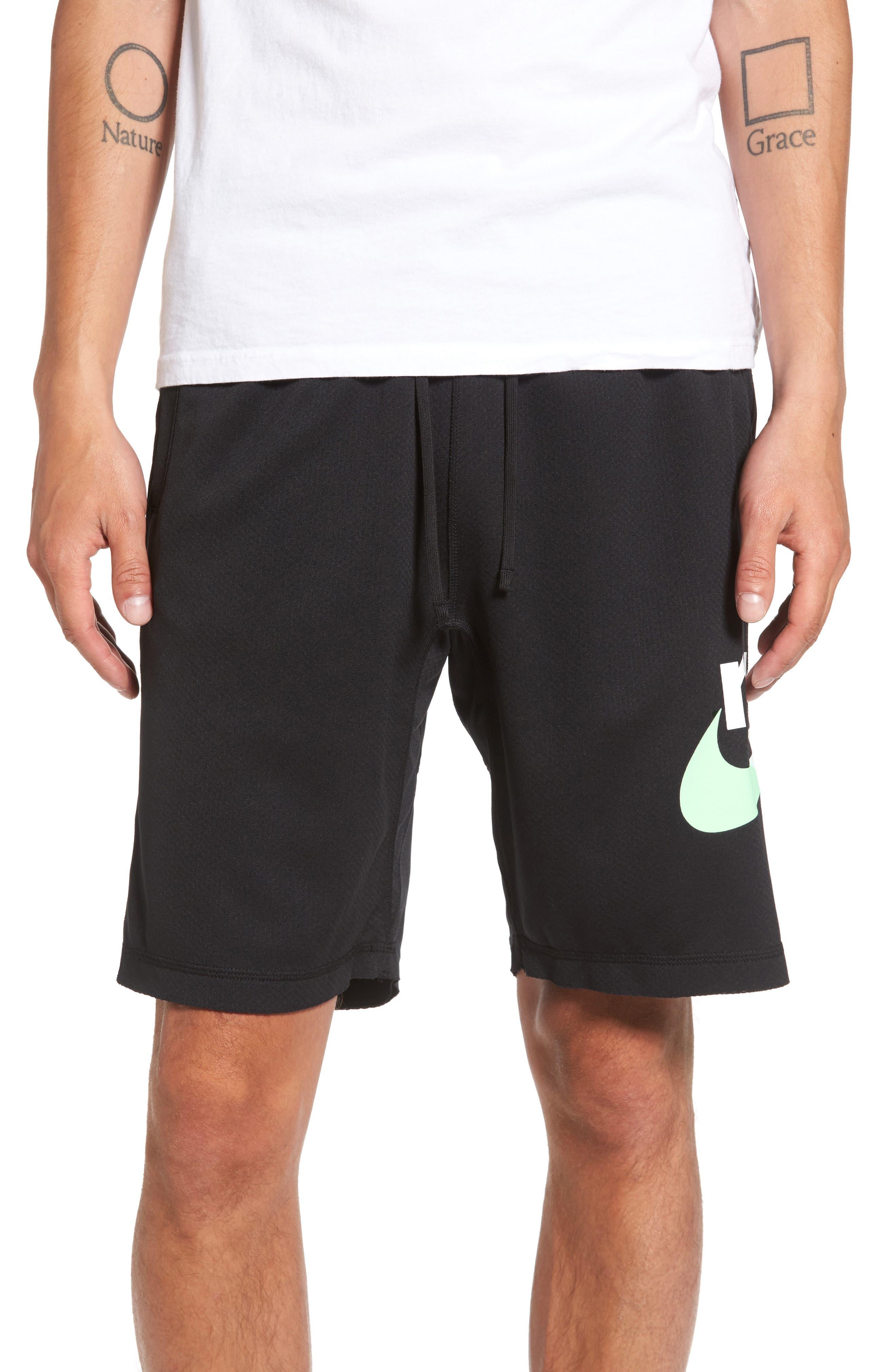 Dri-FIT Sunday Active Shorts,                             Main thumbnail 1, color,                             010