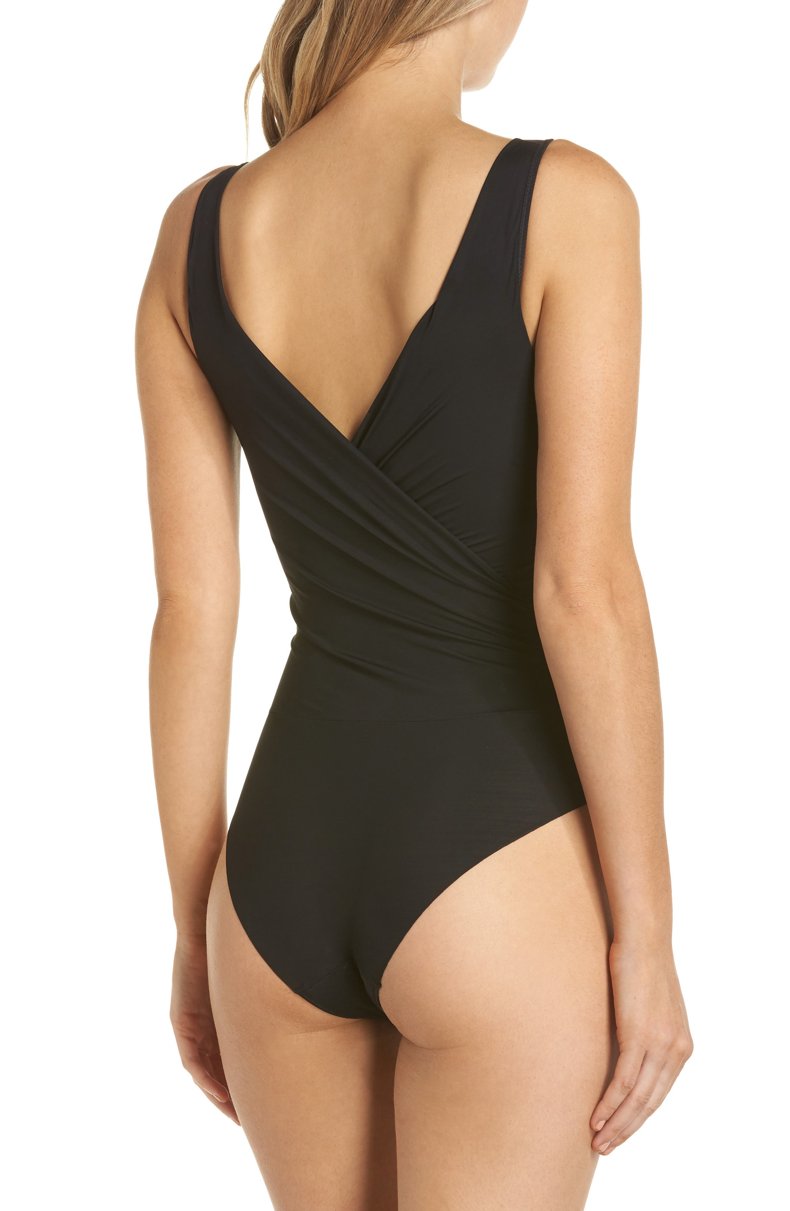 Imprevue Bodysuit,                             Alternate thumbnail 2, color,                             001