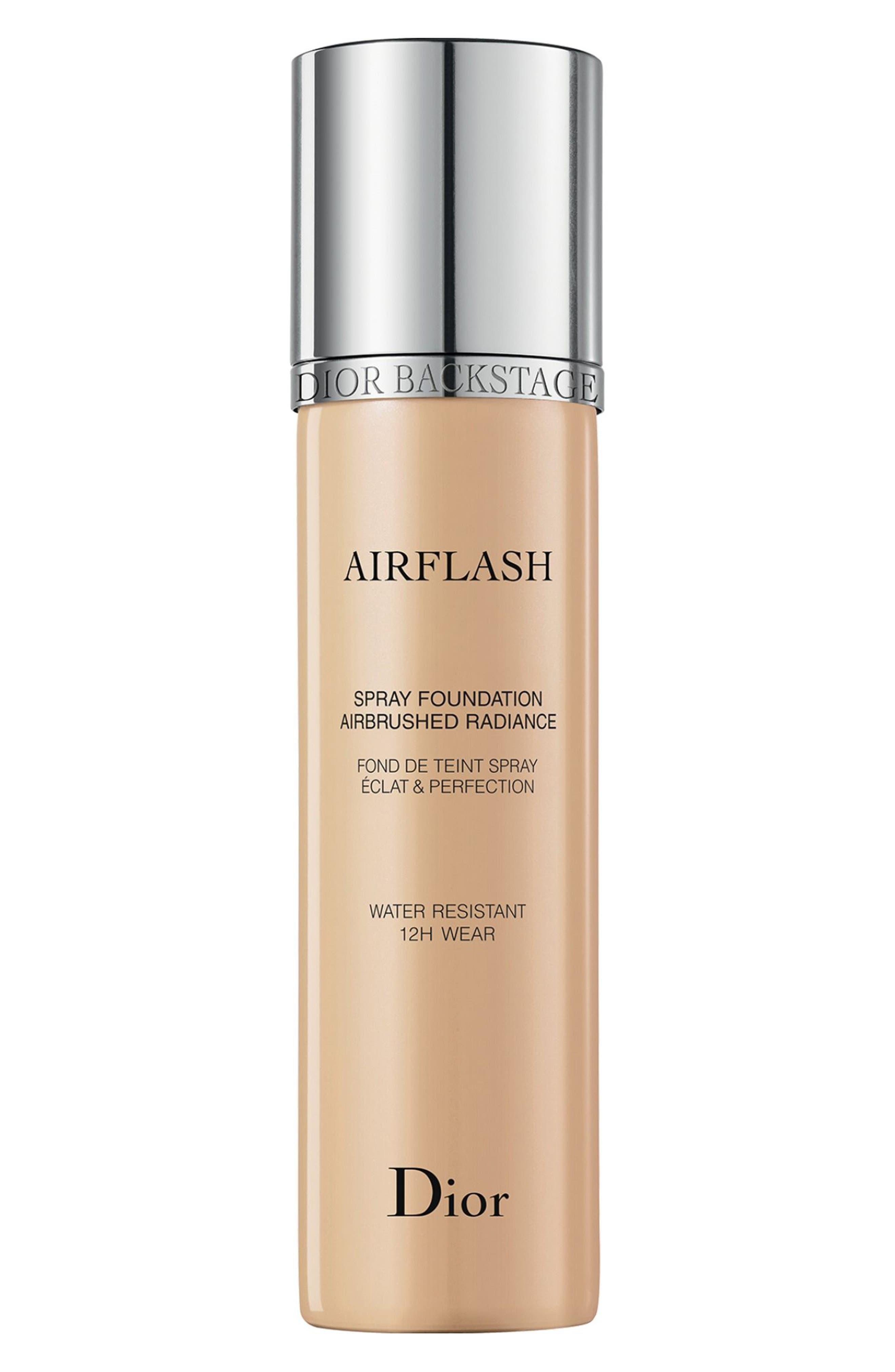 Dior Diorskin Airflash Spray Foundation - 104 Fair Almond