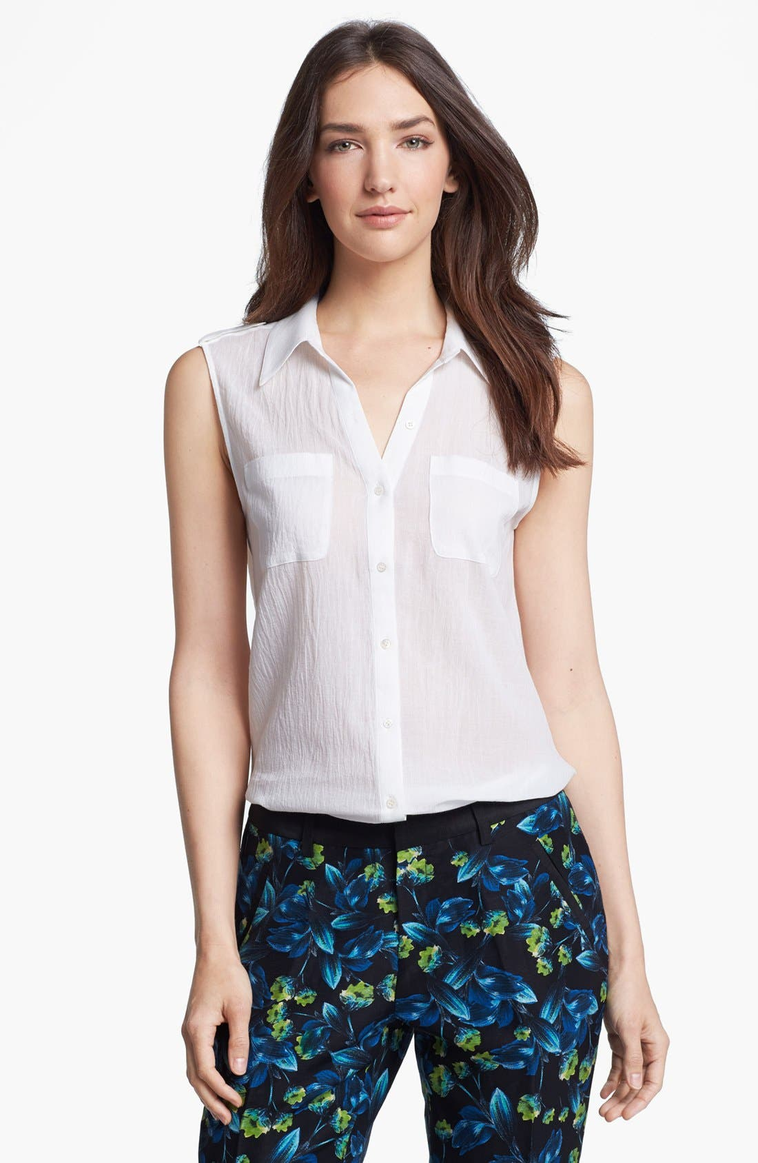 JOIE 'Philana' Shirt, Main, color, 114