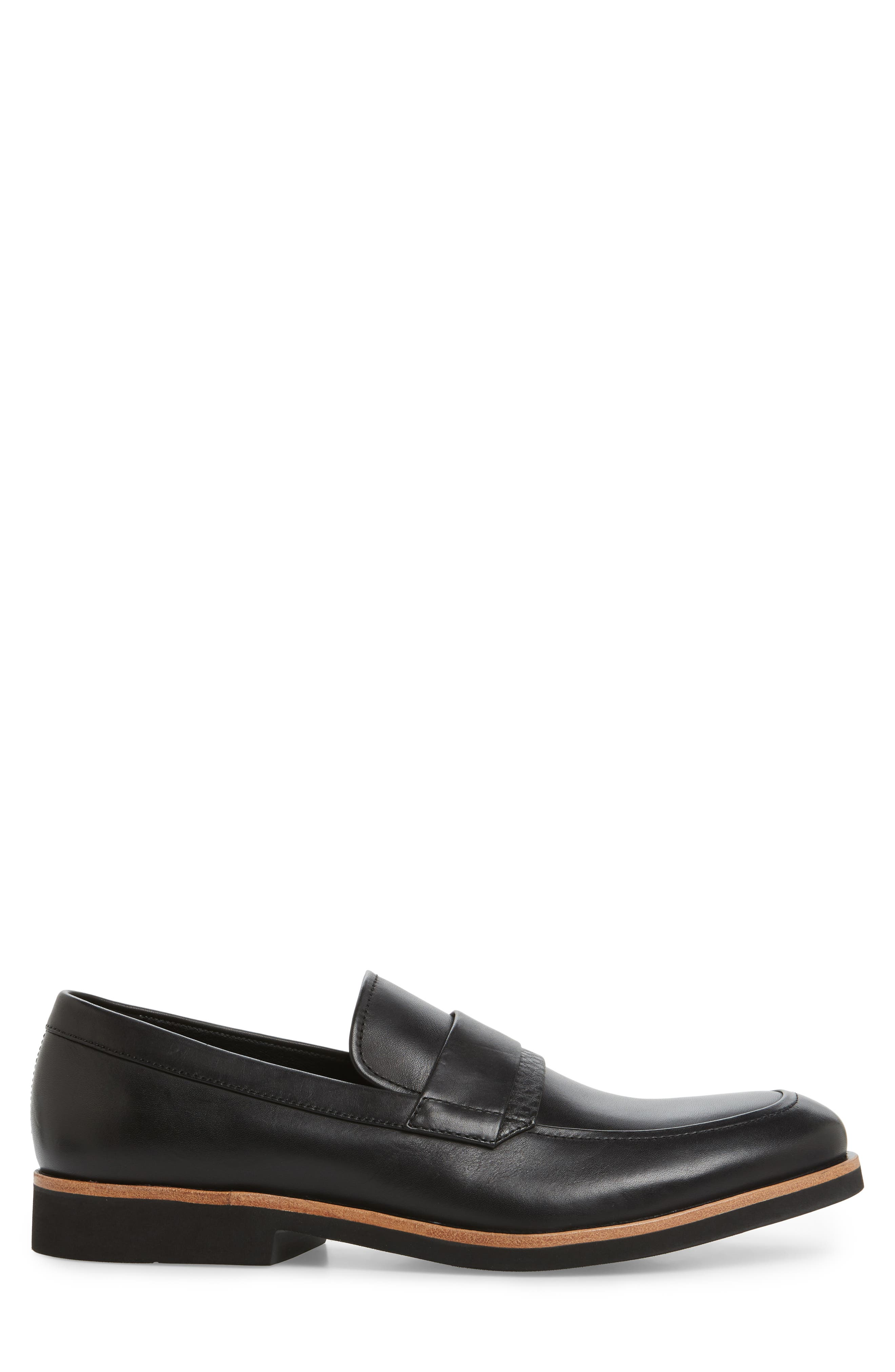 Forbes Loafer,                             Alternate thumbnail 3, color,                             001
