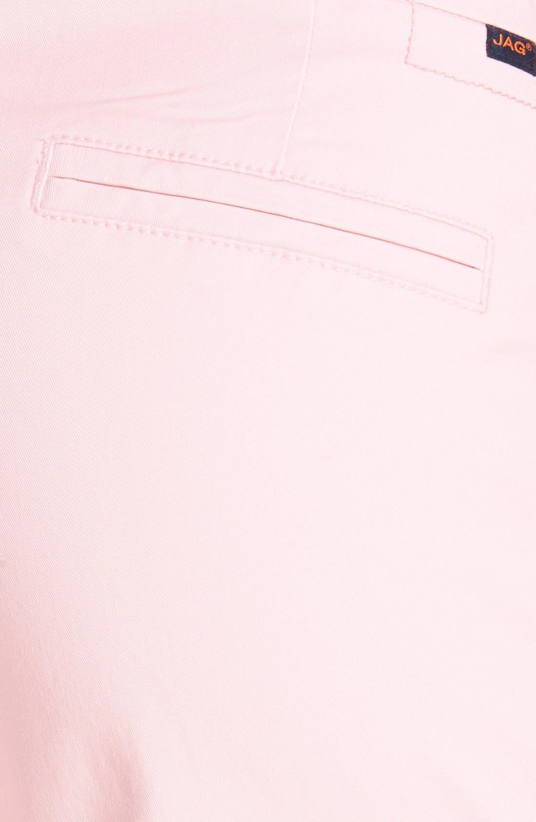 'Ainsley' Slim Bermuda Shorts,                             Alternate thumbnail 30, color,
