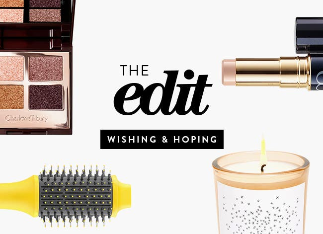 The Edit: Wishing and hoping.