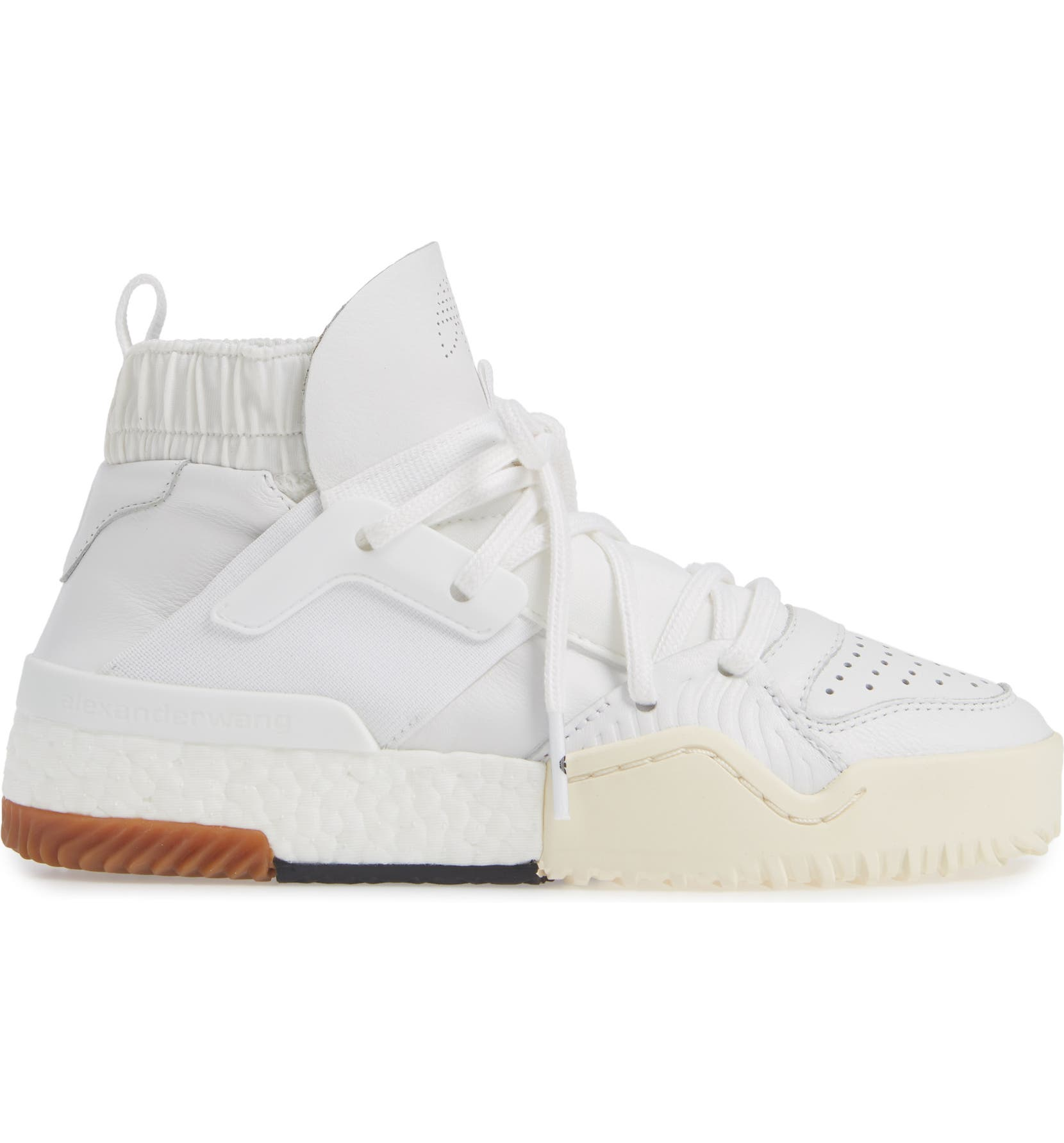 pretty nice 43c6b ff2cf adidas by Alexander Wang BBall High Top Sneaker (Women)  Nor