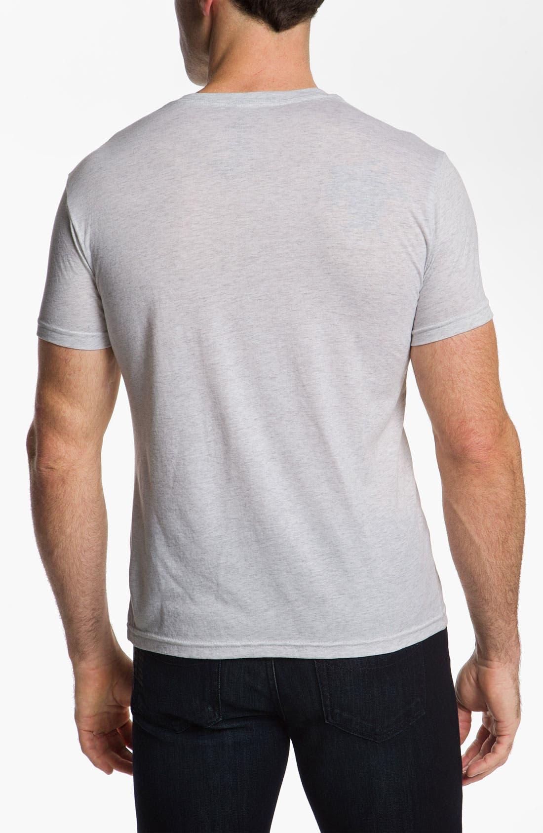 FREE AUTHORITY,                             'NASA' Graphic T-Shirt,                             Alternate thumbnail 2, color,                             100