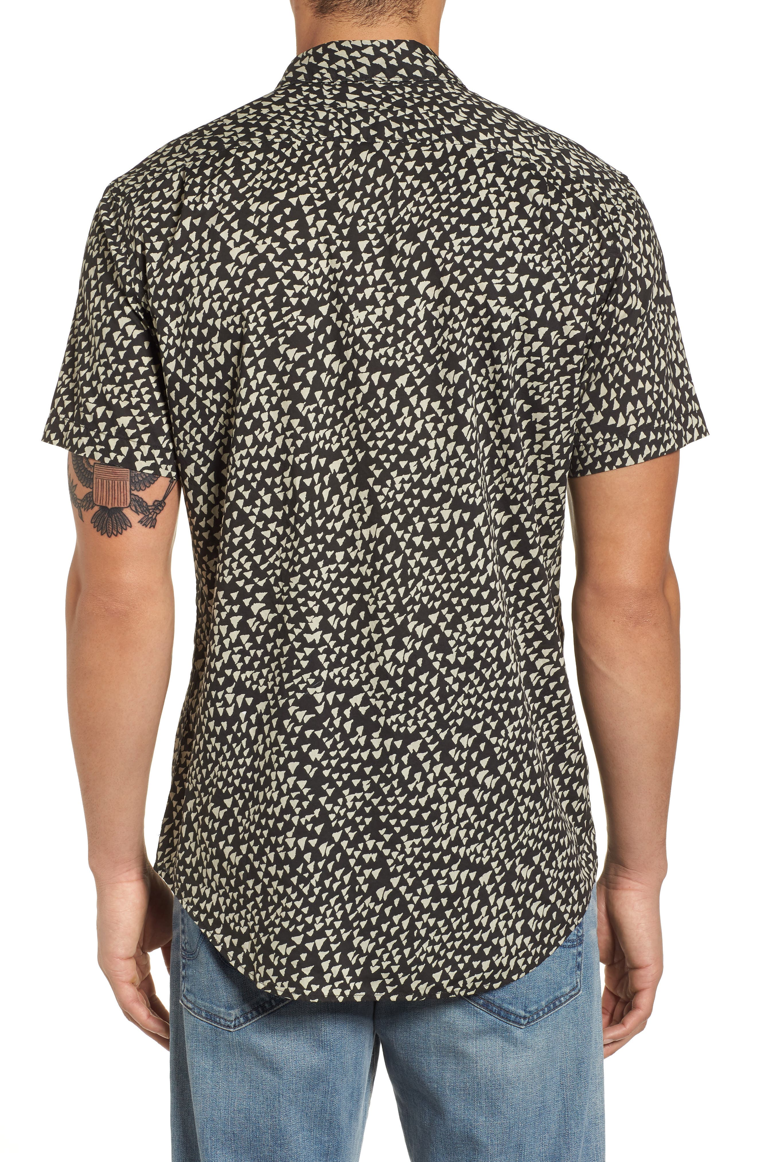 Sundays Mini Short Sleeve Shirt,                             Alternate thumbnail 5, color,
