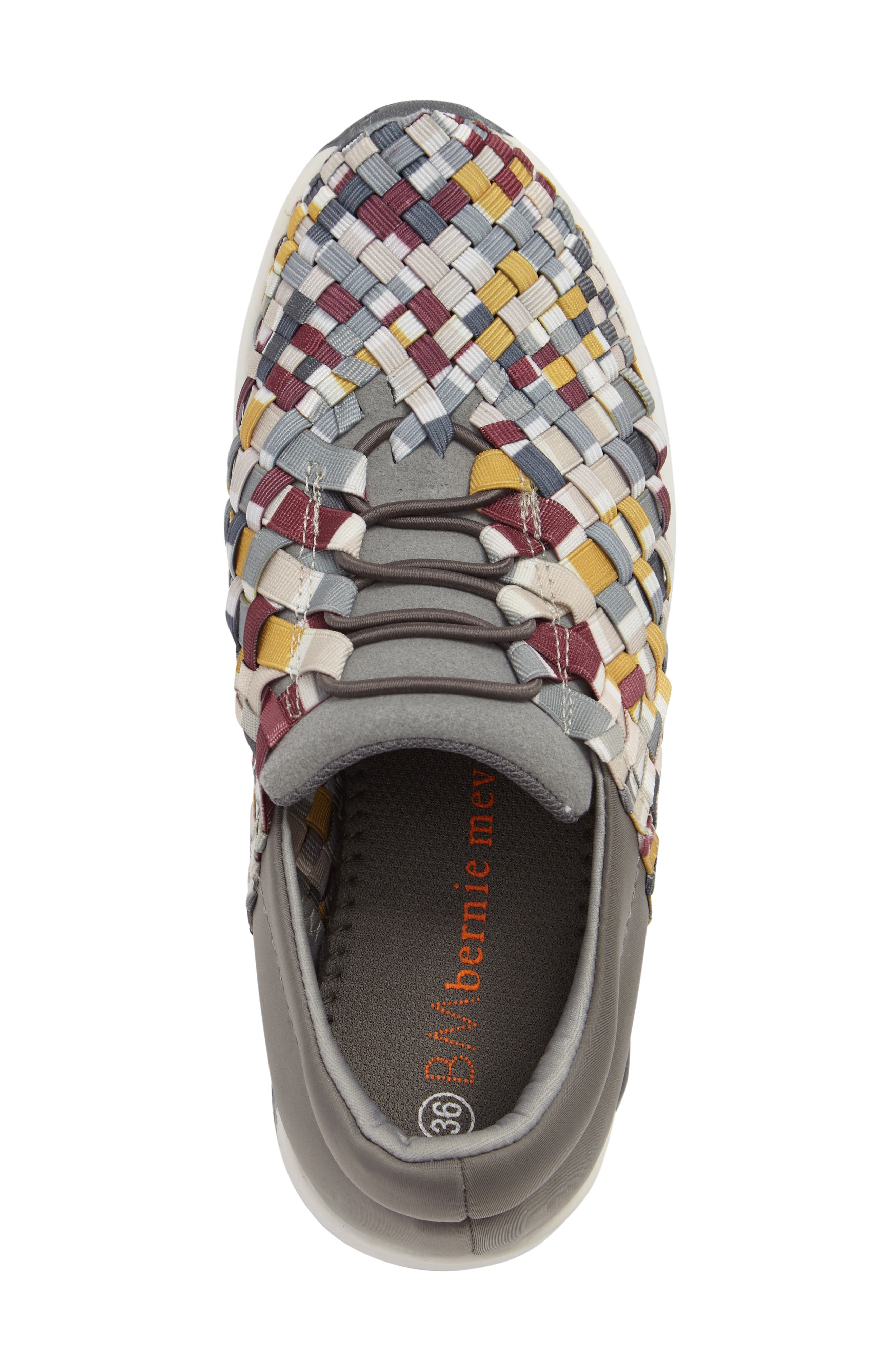 Best Tori Woven Sneaker,                             Alternate thumbnail 3, color,                             085