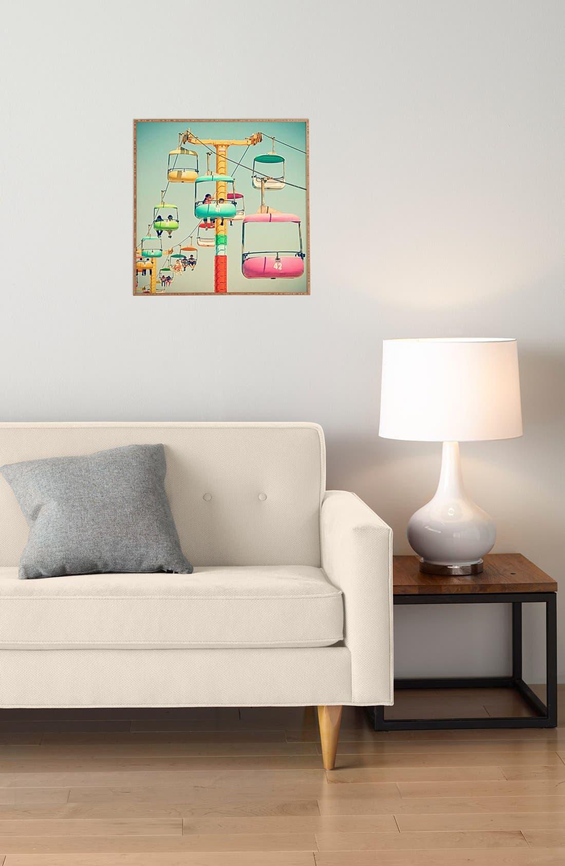 'Shannon Clark - Sky Gliding' Wall Art,                             Alternate thumbnail 2, color,