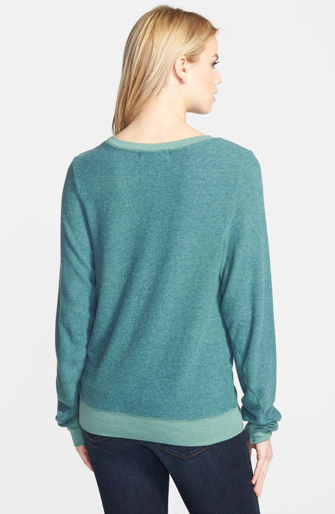 'Baggy Beach Jumper' Pullover,                             Alternate thumbnail 111, color,