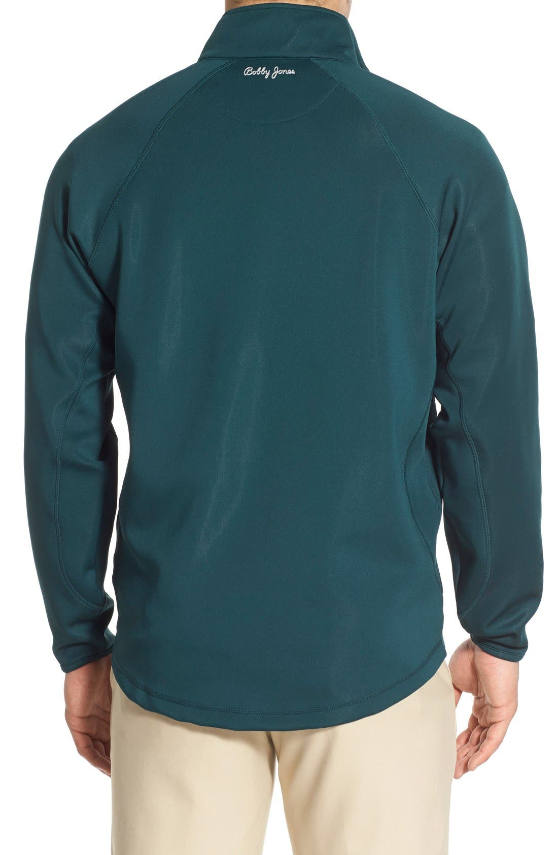XH2O Crawford Stretch Quarter Zip Golf Pullover,                             Alternate thumbnail 20, color,