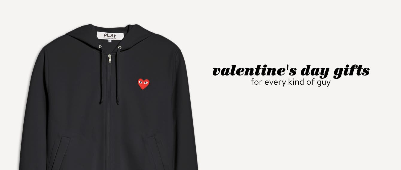 Valentine's day gifts for every kind of guy.