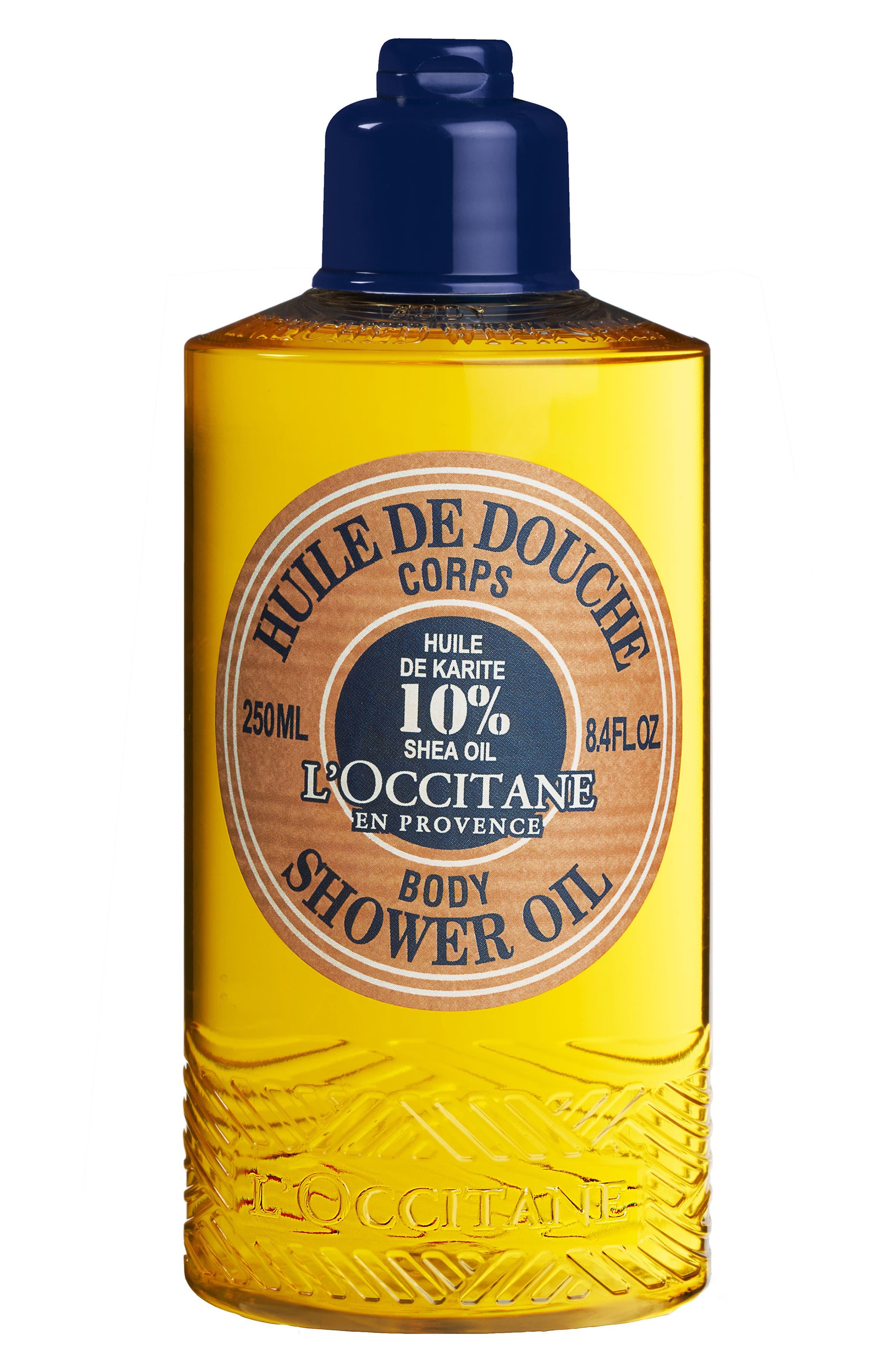 Shea Body Shower Oil,                         Main,                         color, 000