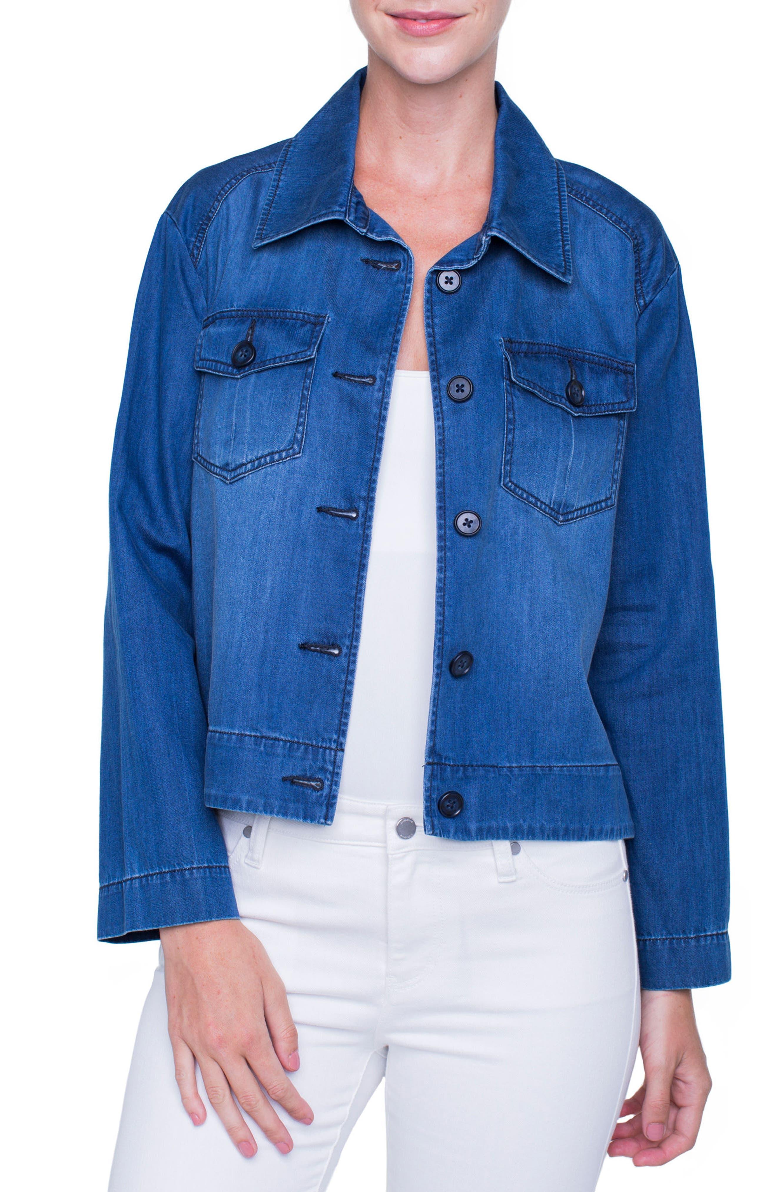 Trapeze Jacket,                         Main,                         color, 409