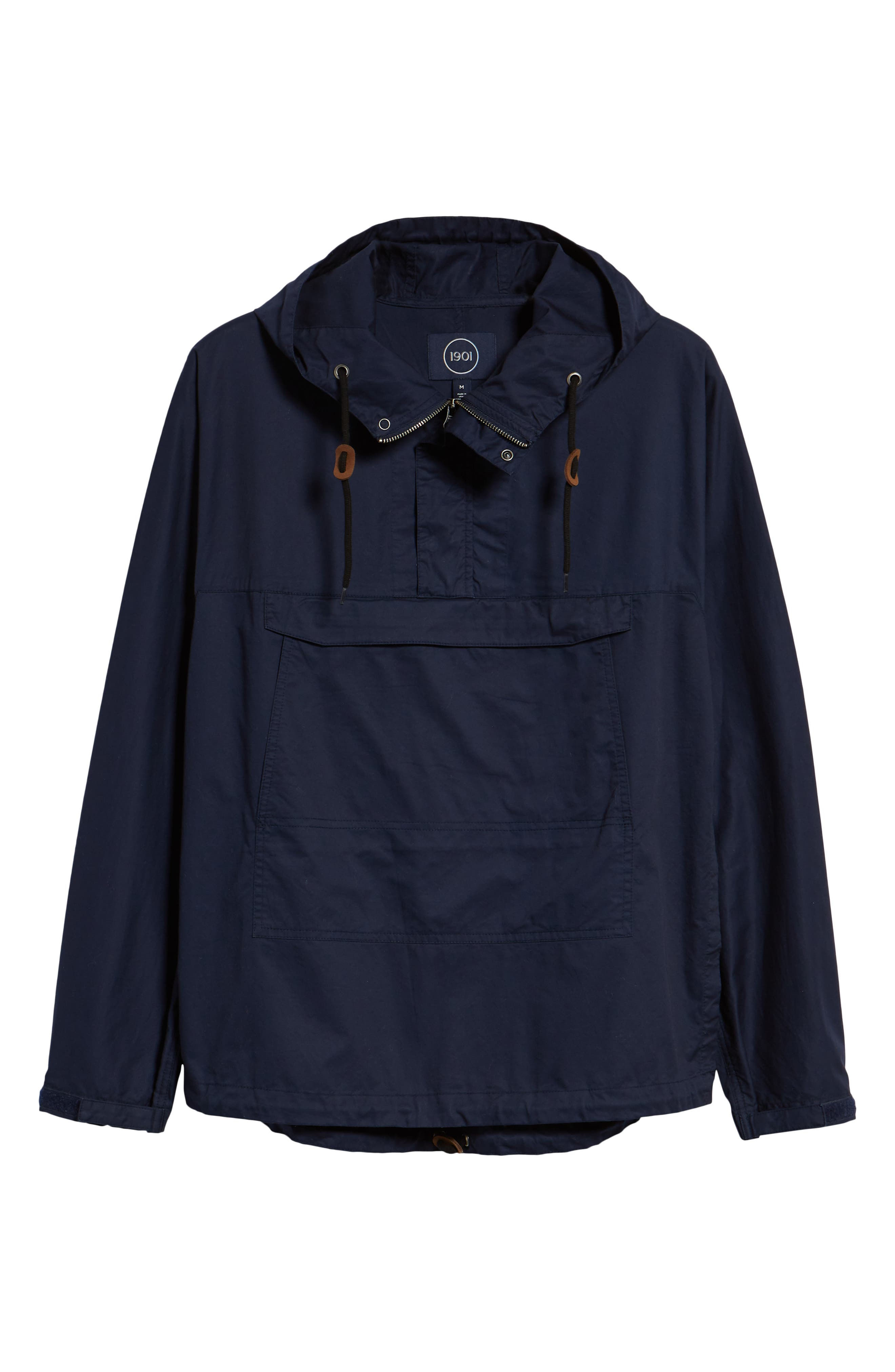 Hooded Jacket,                             Alternate thumbnail 6, color,                             410
