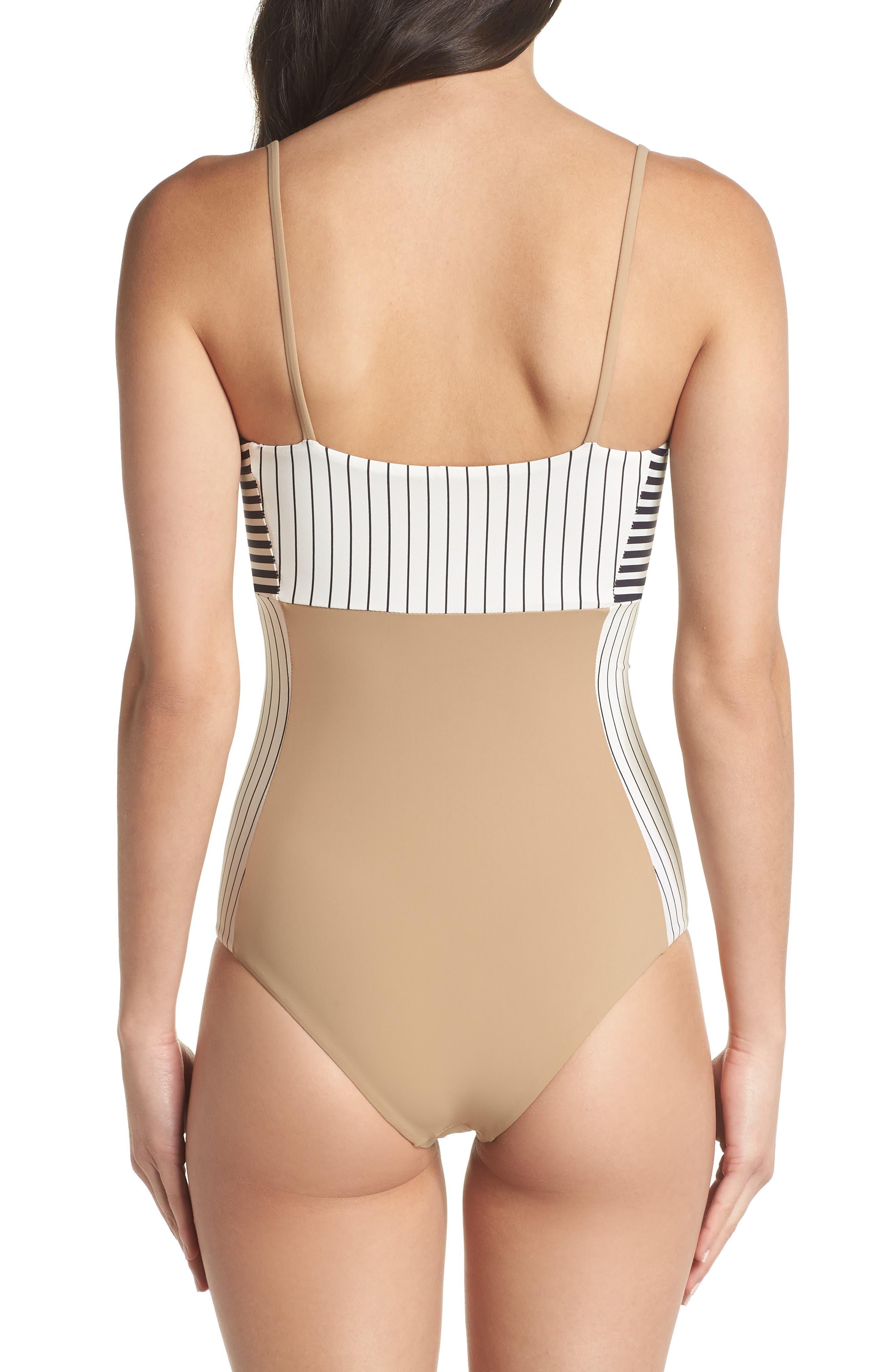 Finn One-Piece Swimsuit,                             Alternate thumbnail 2, color,