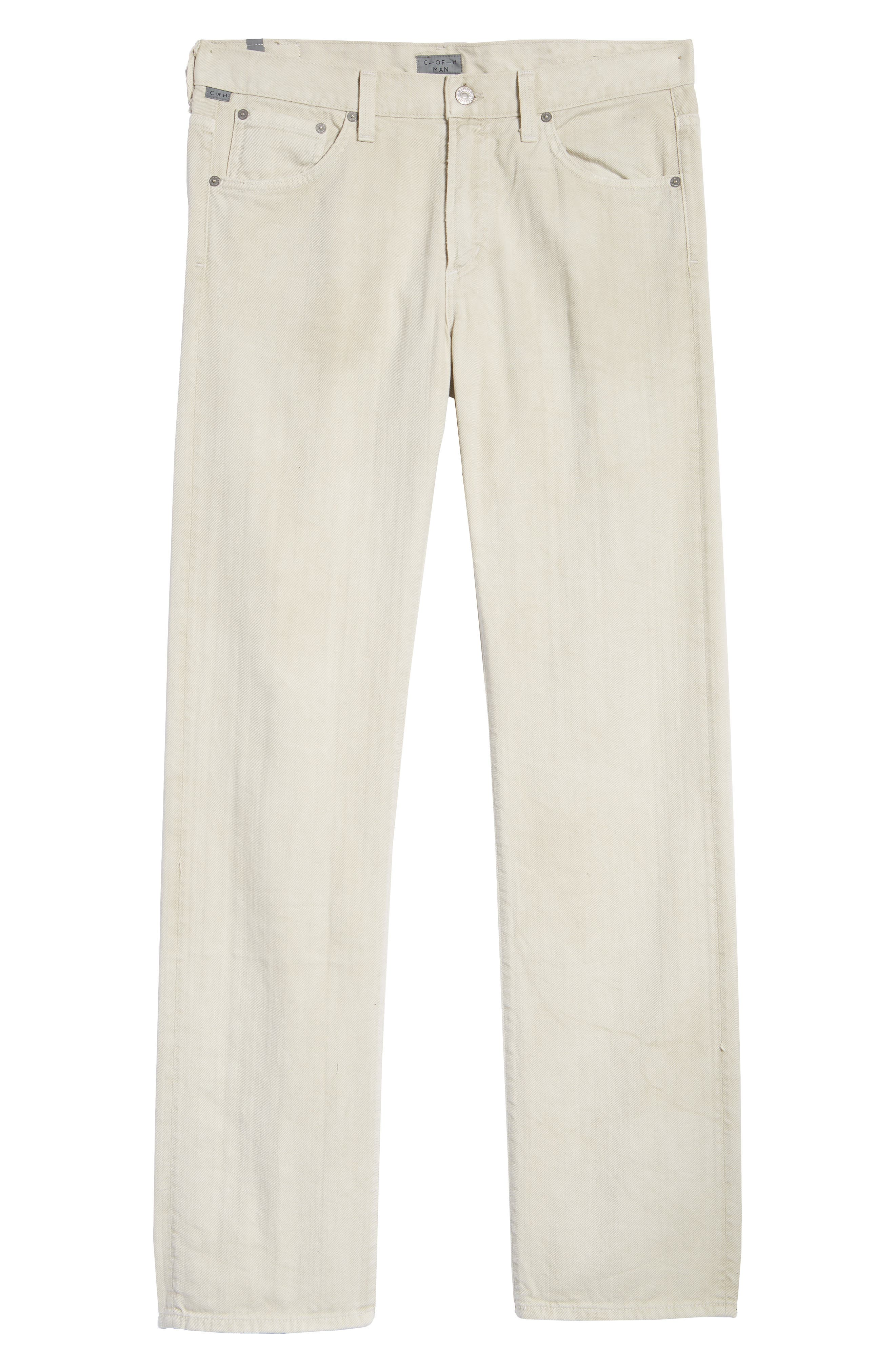 CITIZENS OF HUMANITY,                             Sid Straight Leg Jeans,                             Alternate thumbnail 6, color,                             MODA