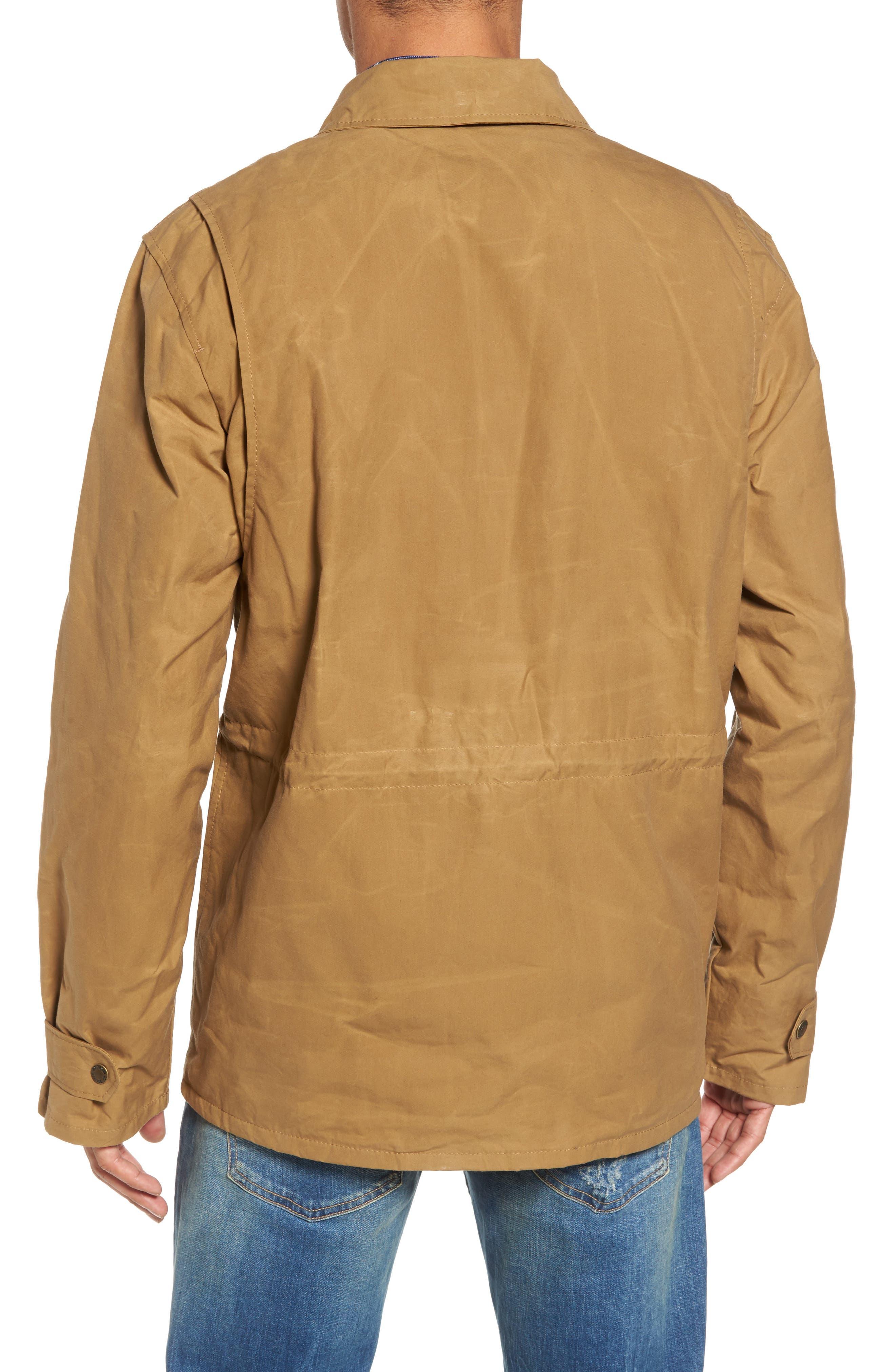 Polson Water Repellent Field Jacket,                             Alternate thumbnail 2, color,                             FIELD KHAKI
